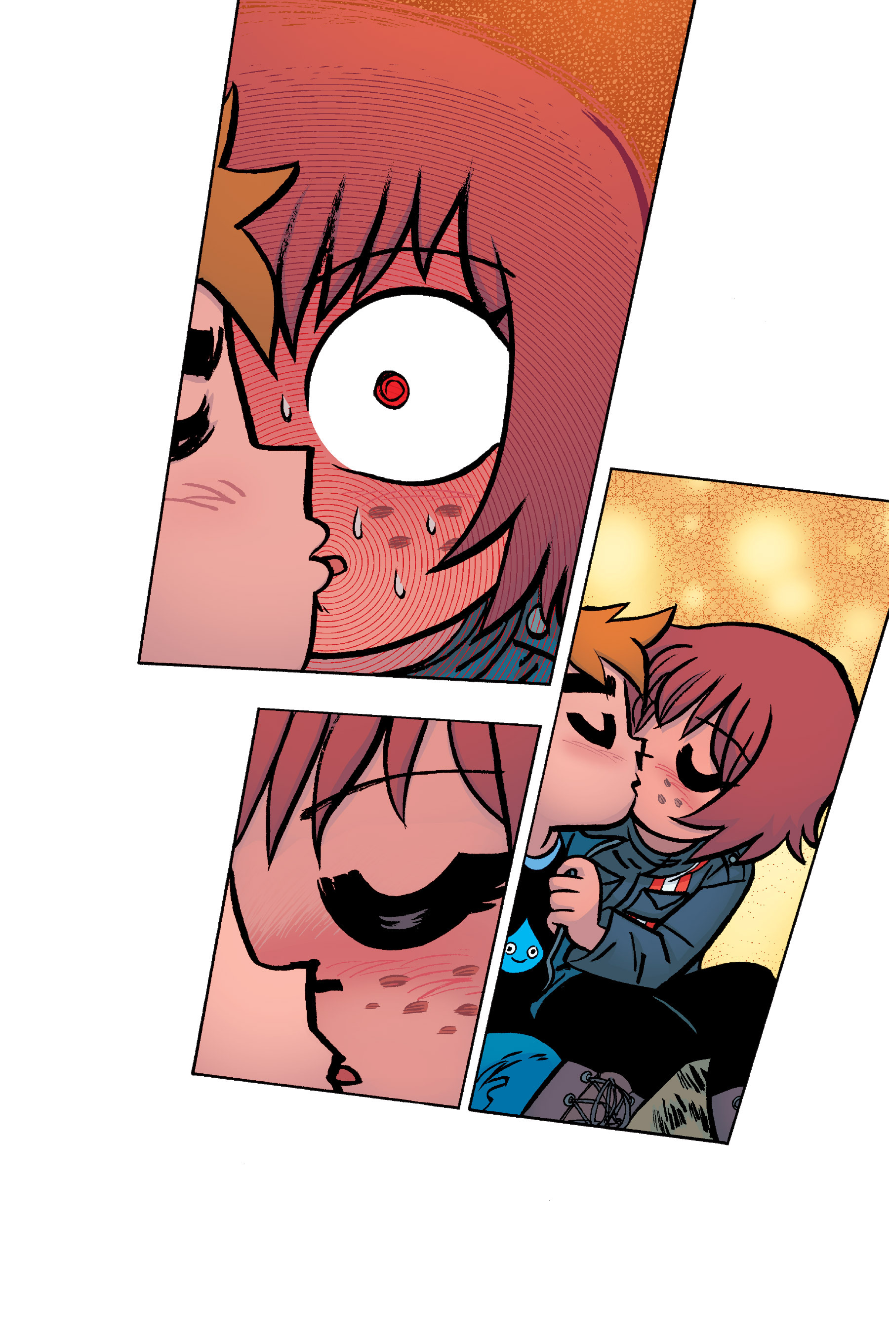 Read online Scott Pilgrim comic -  Issue #6 - 69