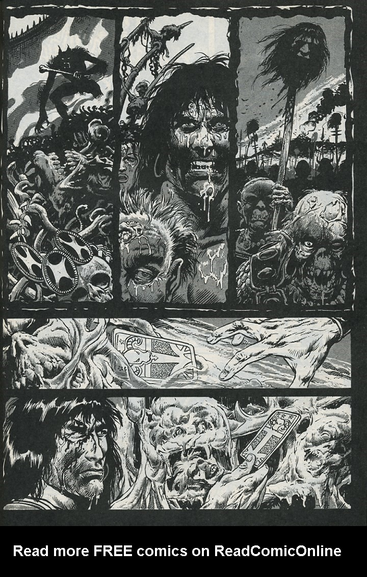 The Savage Sword Of Conan Issue #176 #177 - English 59