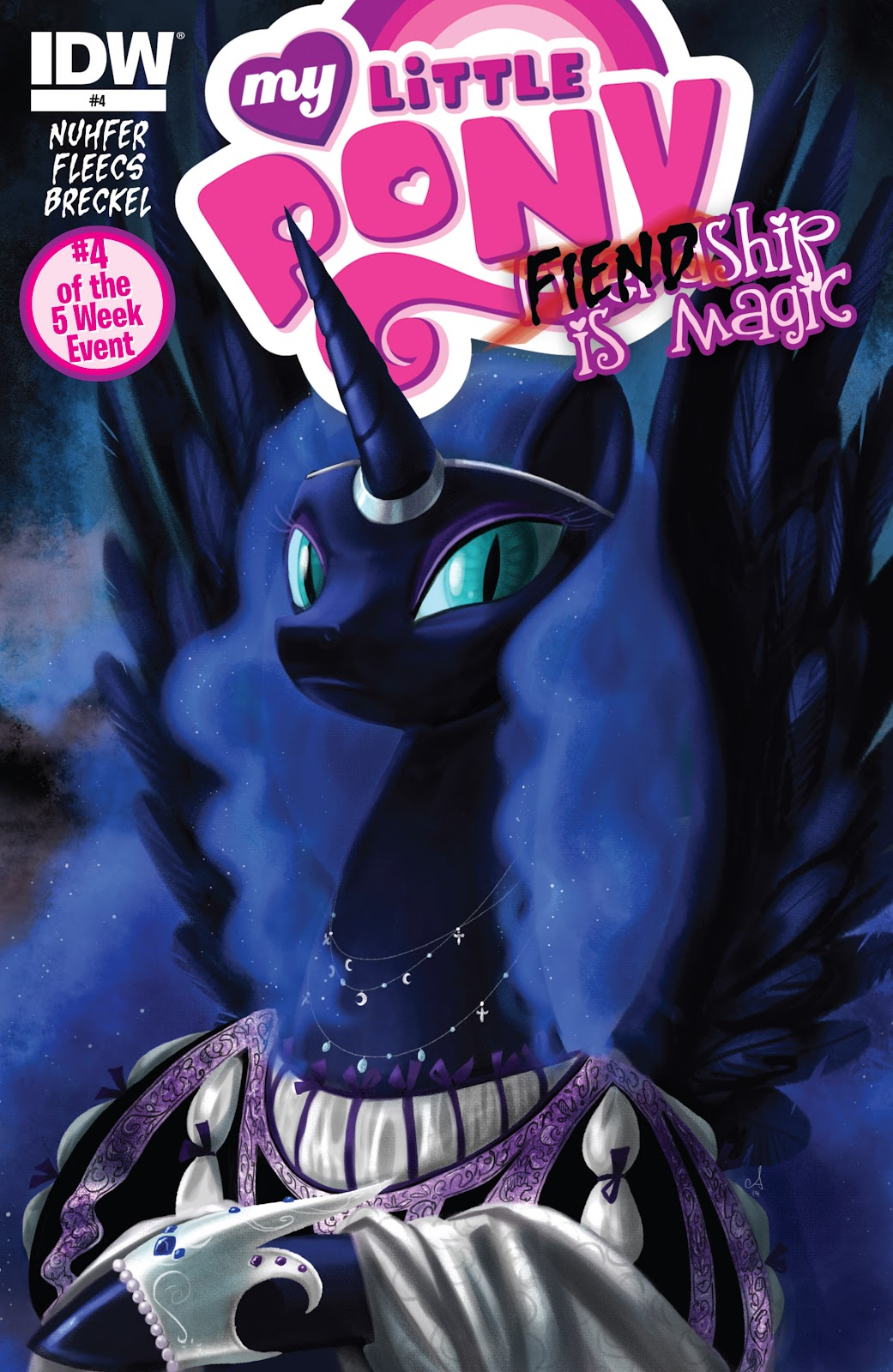 My Little Pony: Fiendship is Magic Issue #4 #4 - English 1