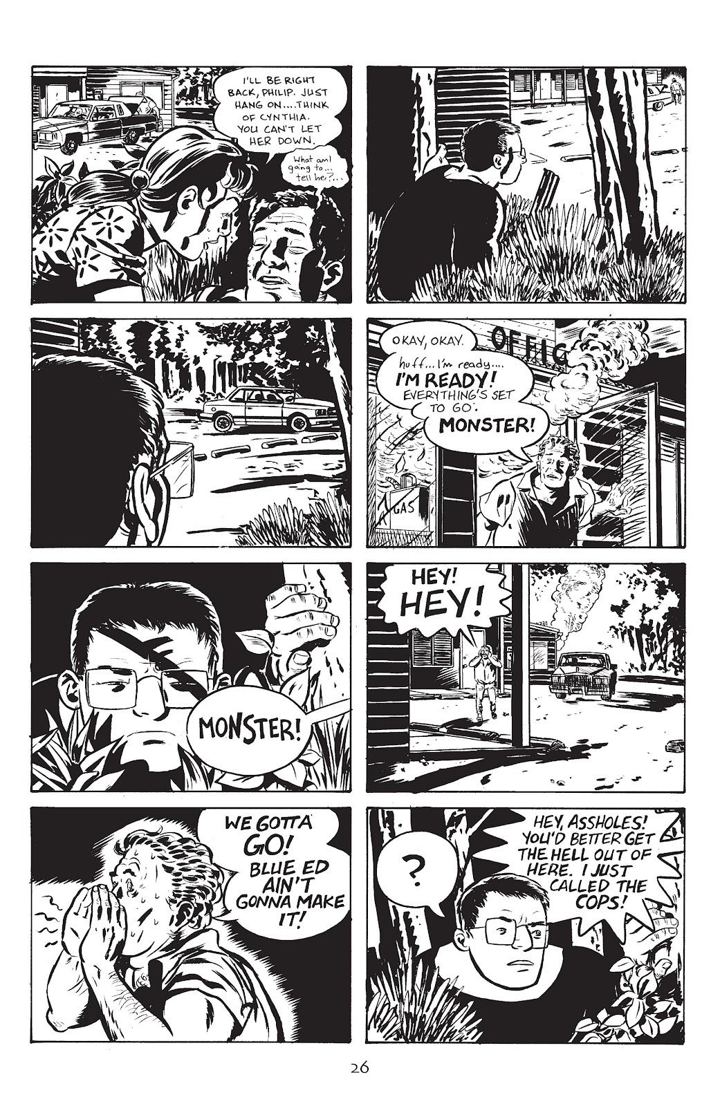 Stray Bullets Issue #20 #20 - English 28