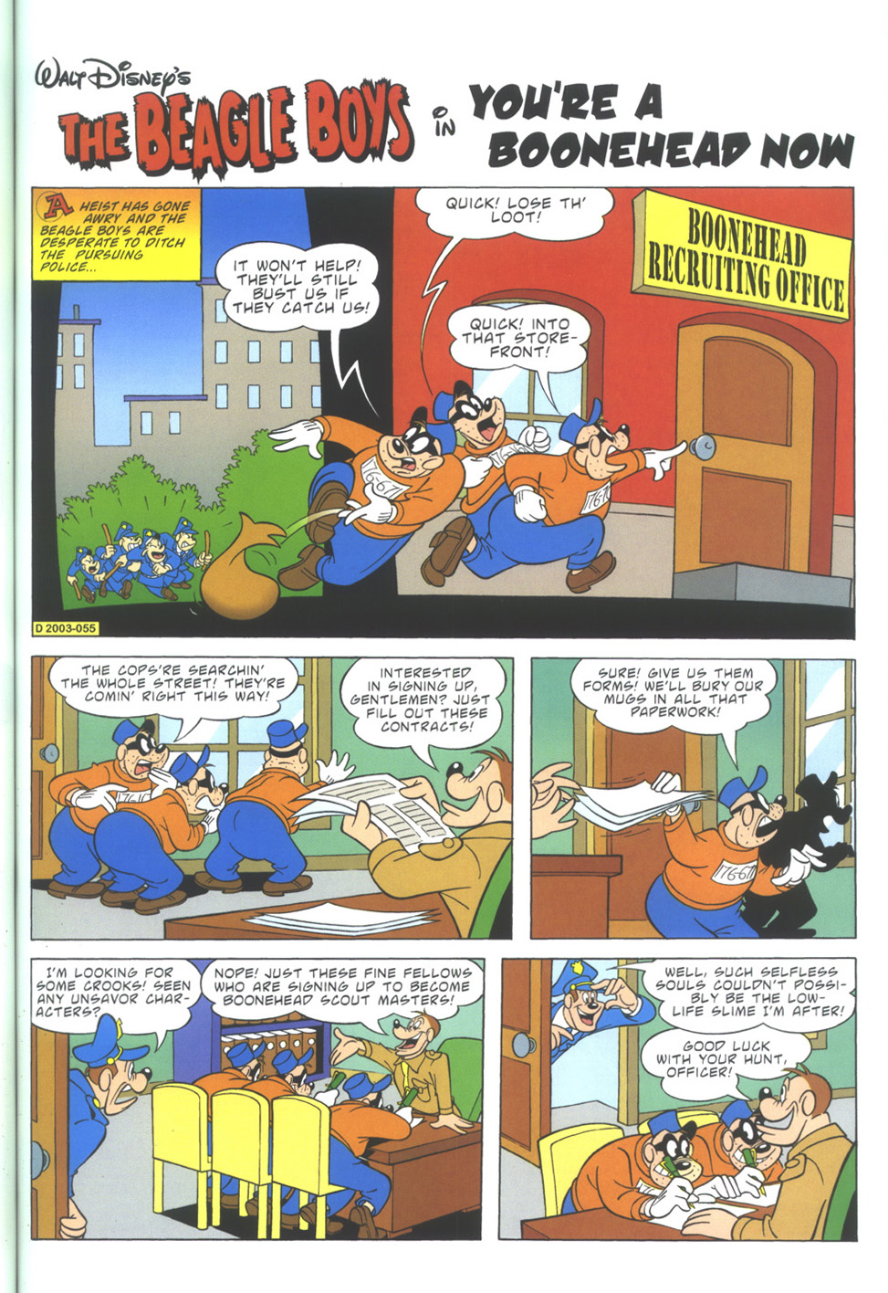 Uncle Scrooge (1953) Issue #345 #345 - English 33