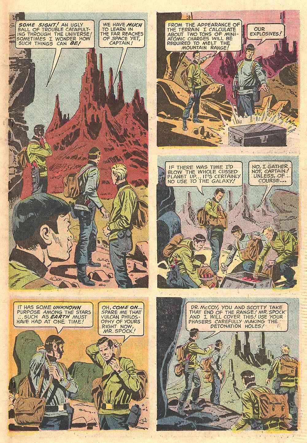 Star Trek (1967) Issue #6 #6 - English 18