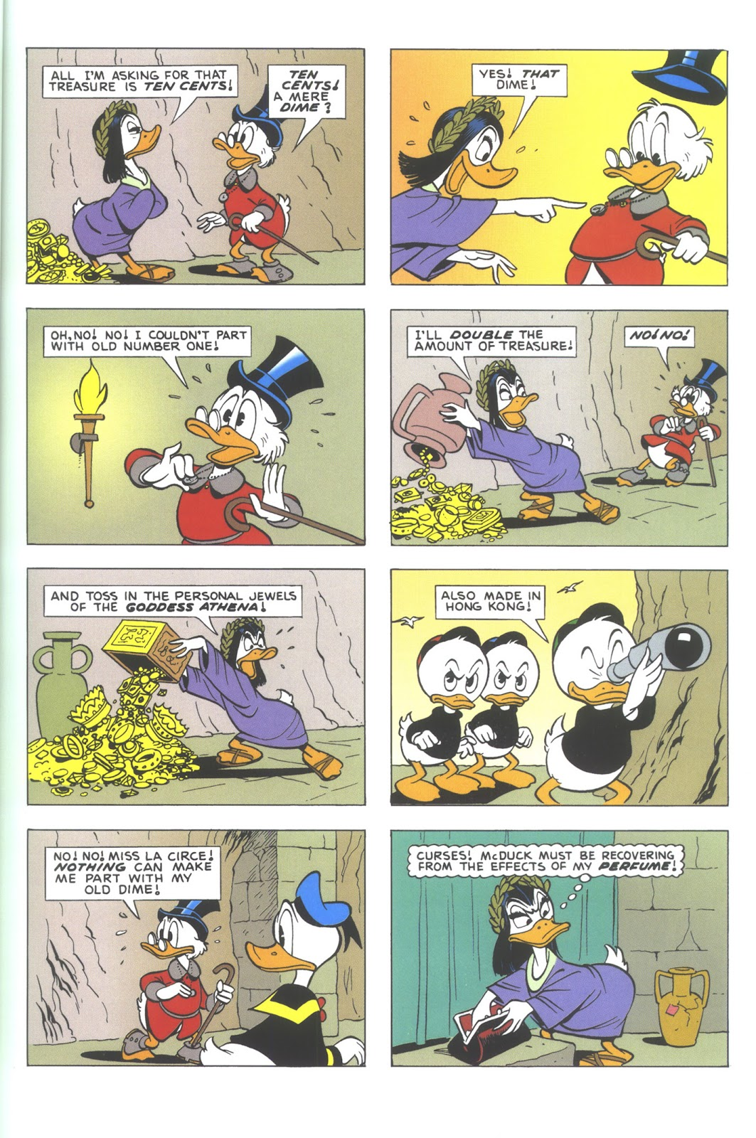 Uncle Scrooge (1953) Issue #361 #361 - English 9