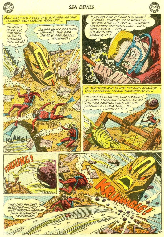 Read online Sea Devils comic -  Issue #12 - 28
