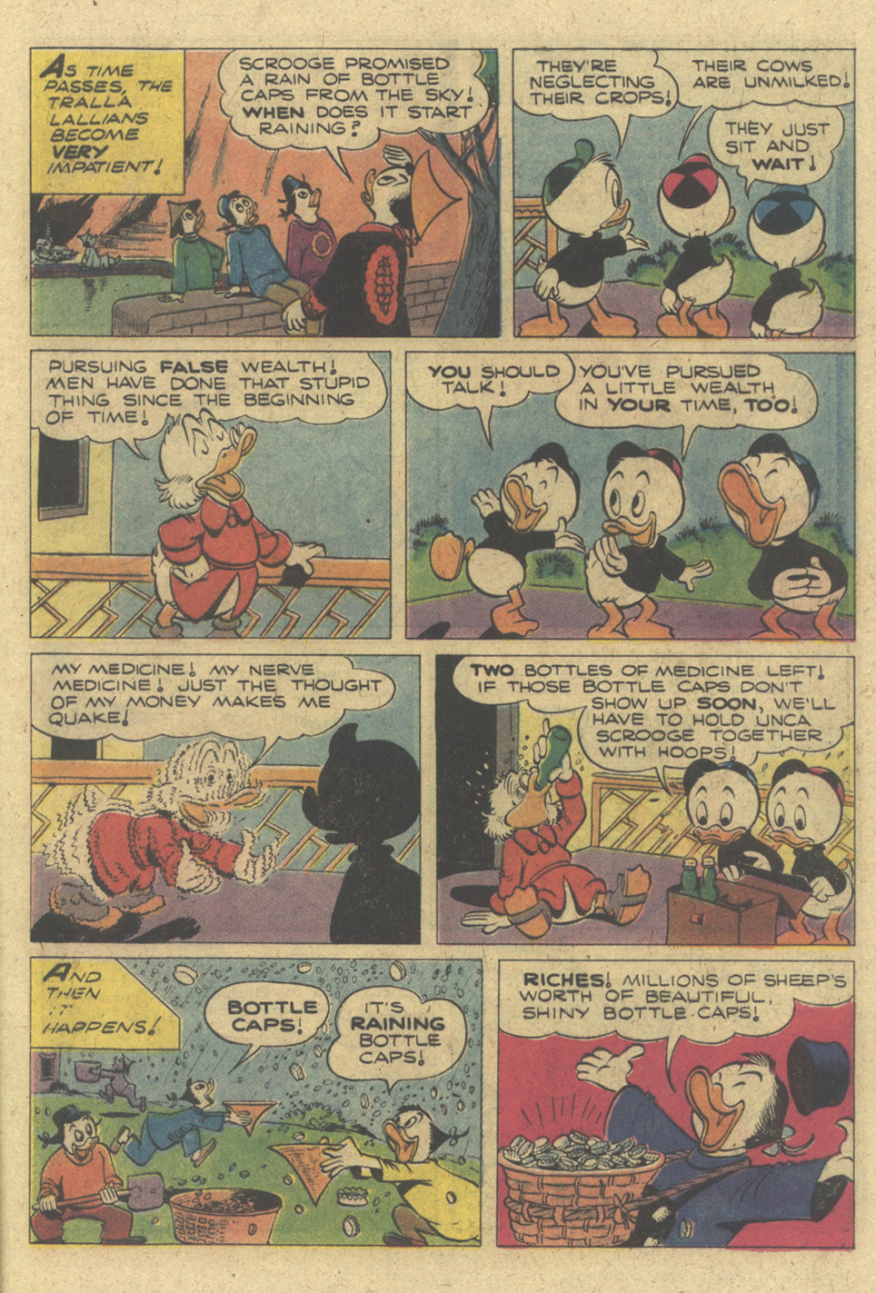 Uncle Scrooge (1953) Issue #183 #183 - English 25
