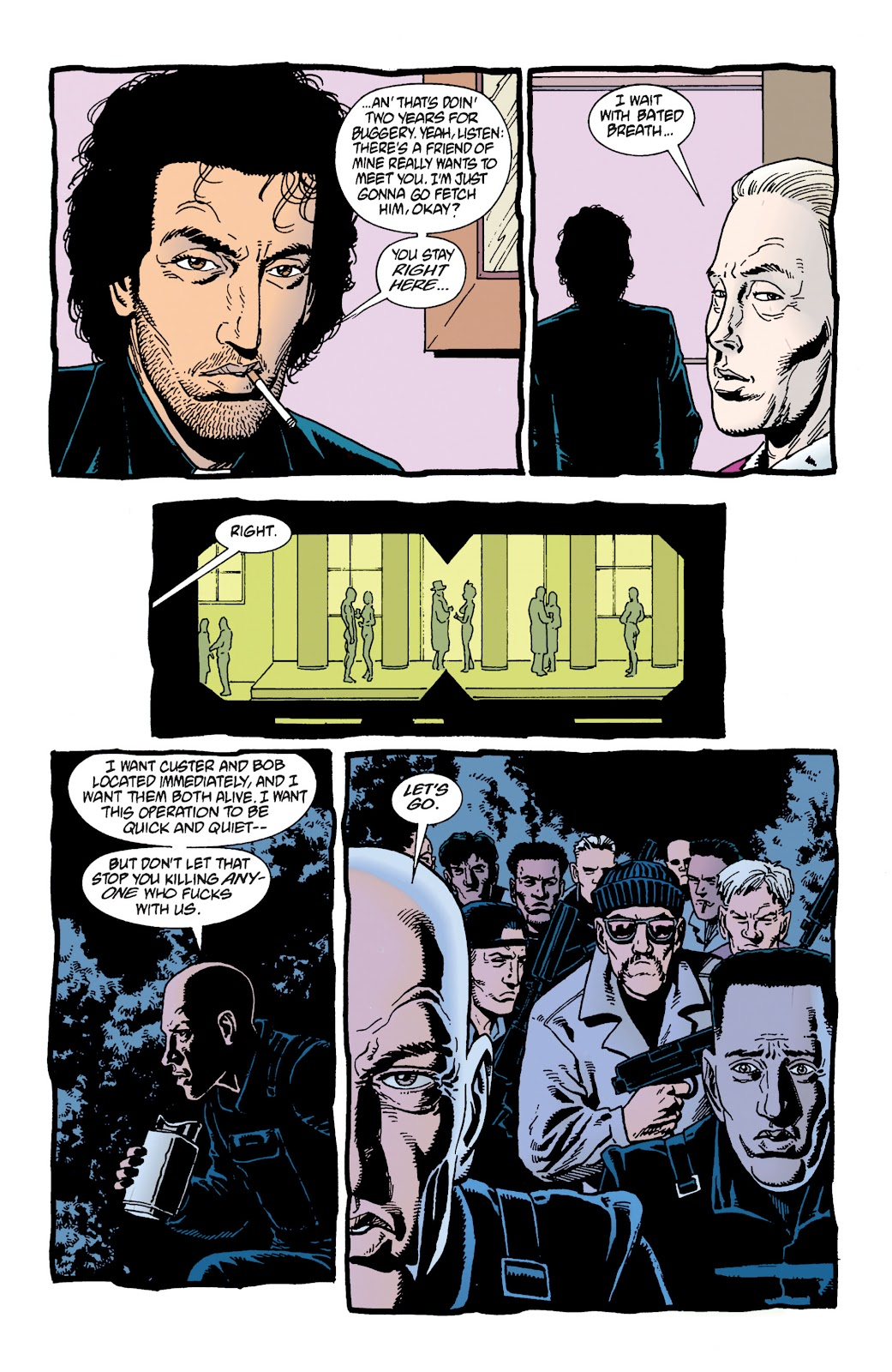 Preacher Issue #15 #24 - English 25
