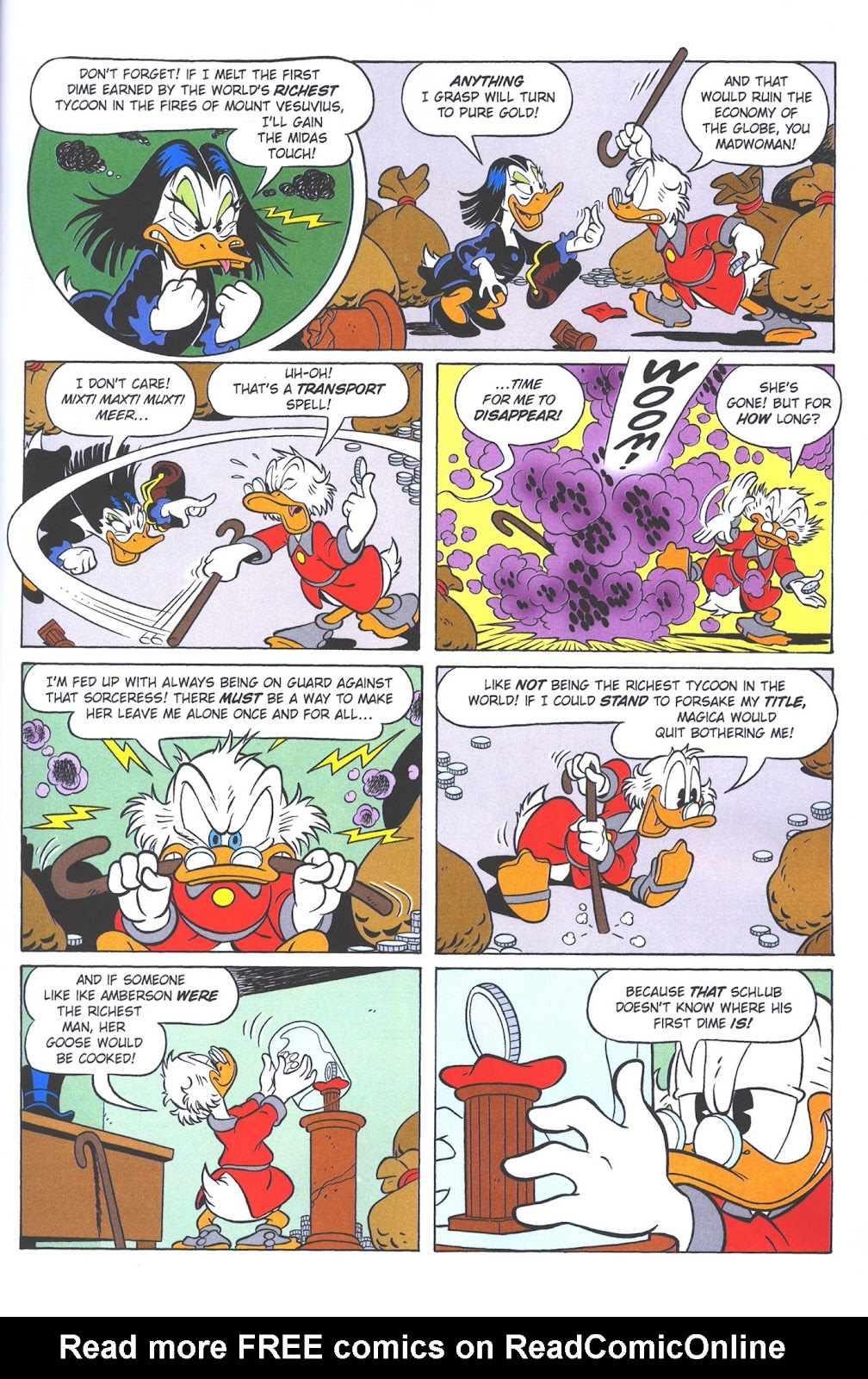Uncle Scrooge (1953) Issue #376 #376 - English 27