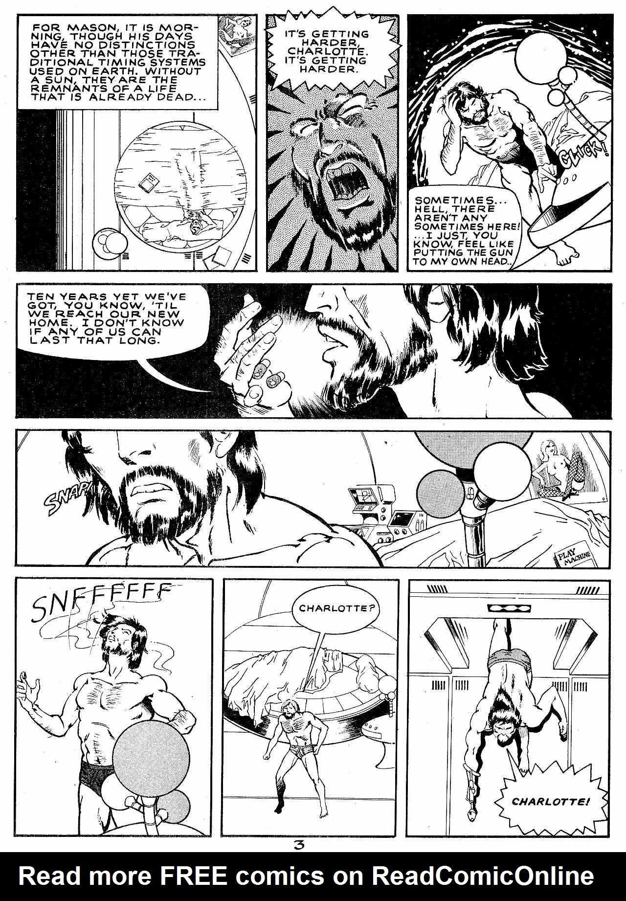 Read online Star*Reach comic -  Issue #18 - 25