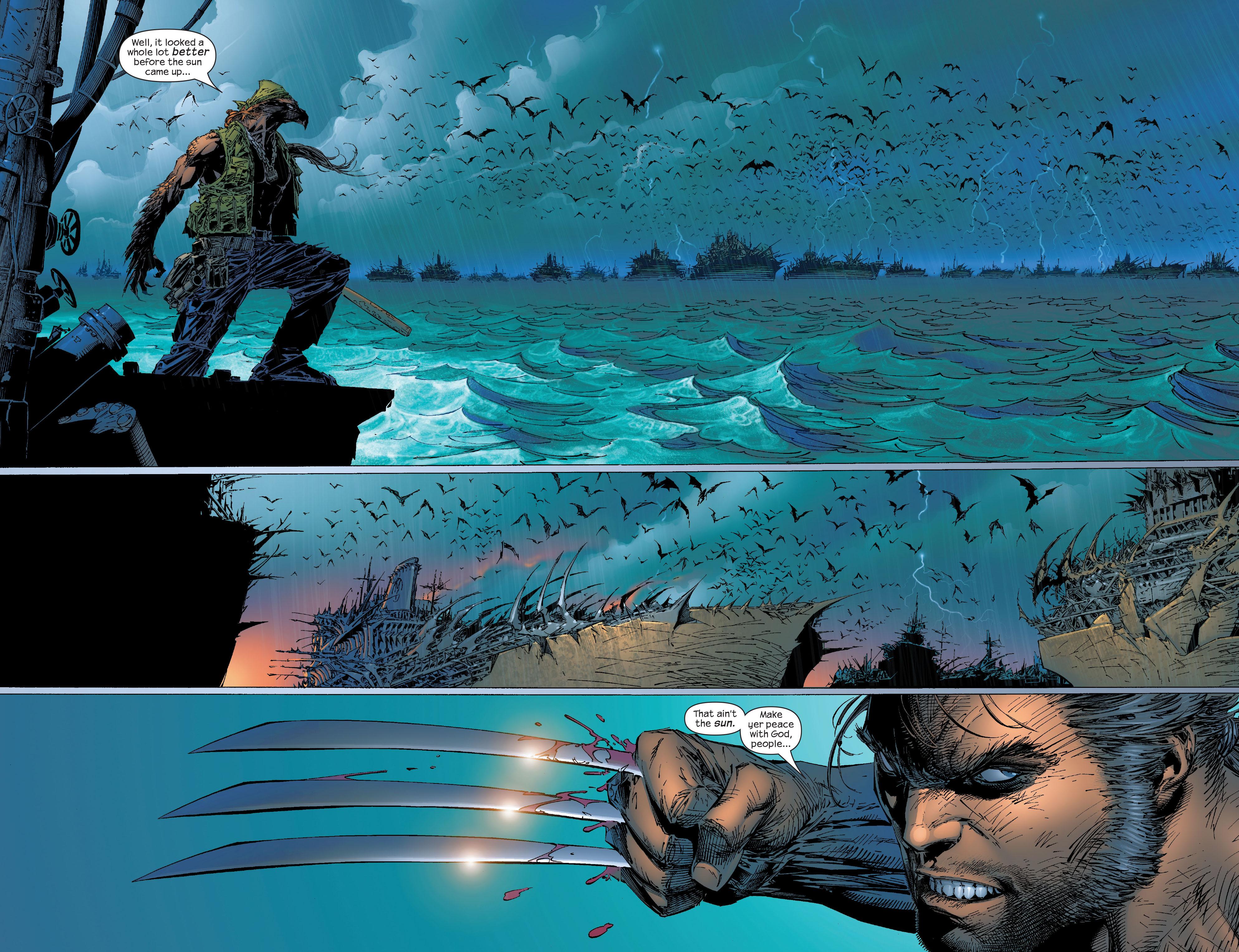 Read online New X-Men (2001) comic -  Issue #153 - 19
