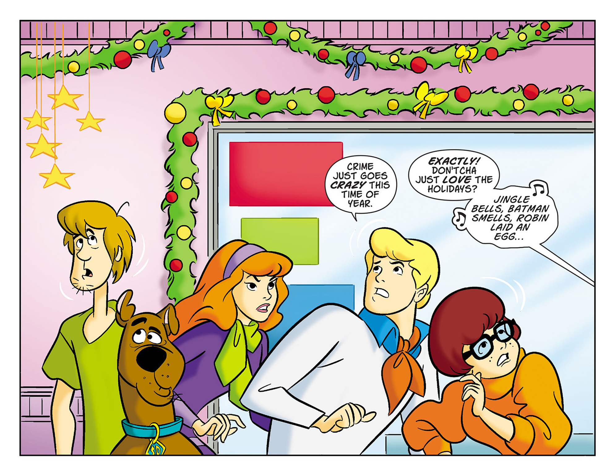 Read online Scooby-Doo! Team-Up comic -  Issue #41 - 6