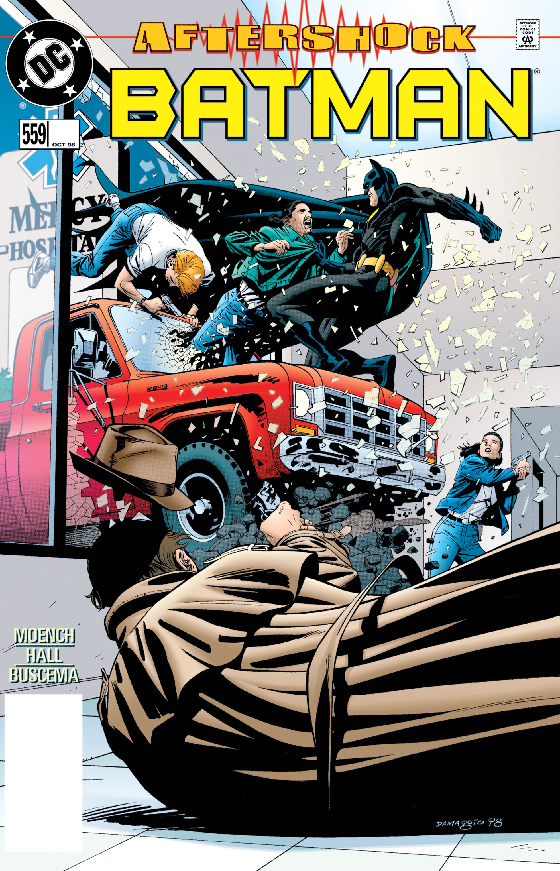 Batman (1940) 559 Page 1