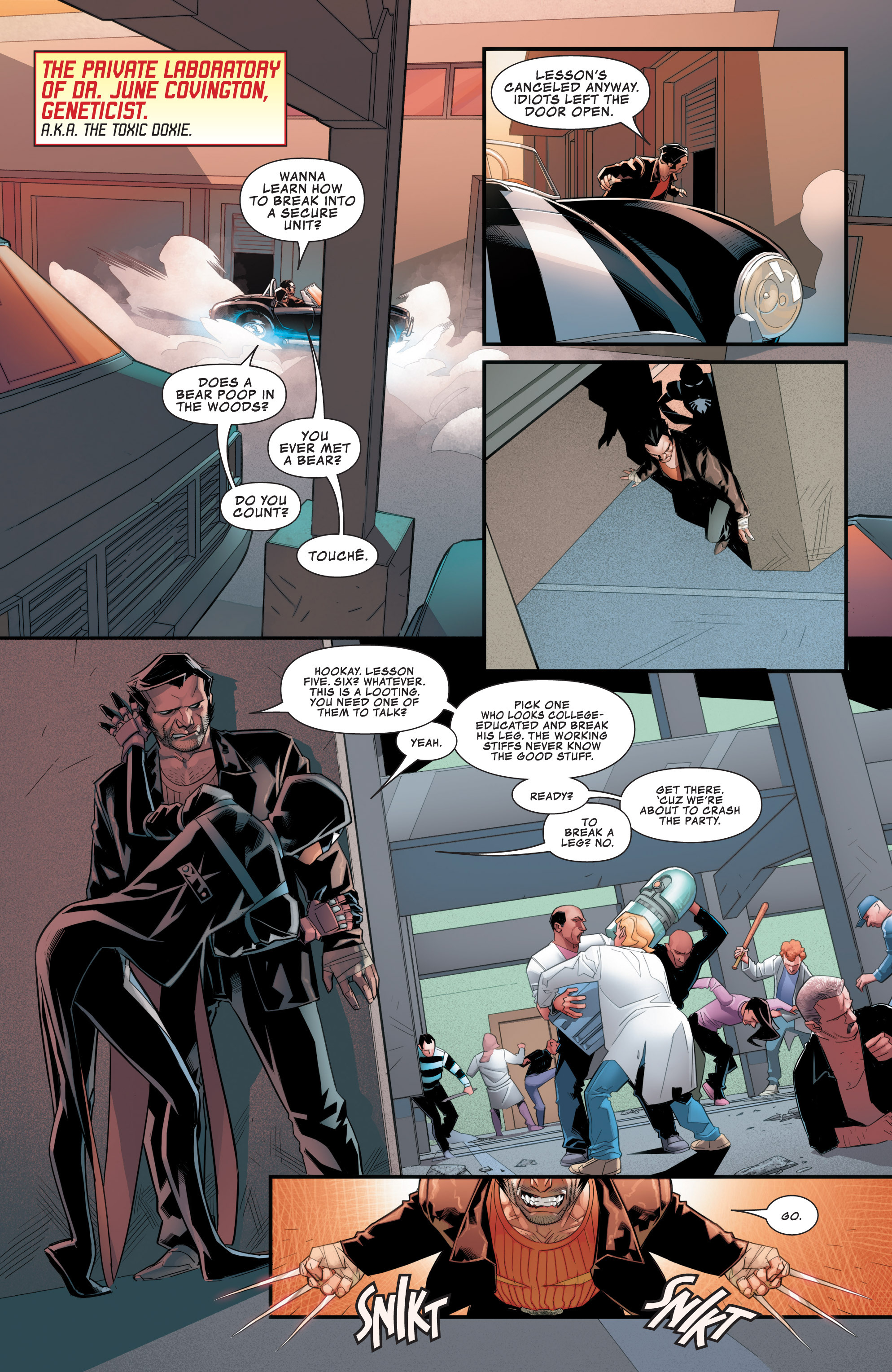 Read online Avengers Assemble (2012) comic -  Issue #23 - 15