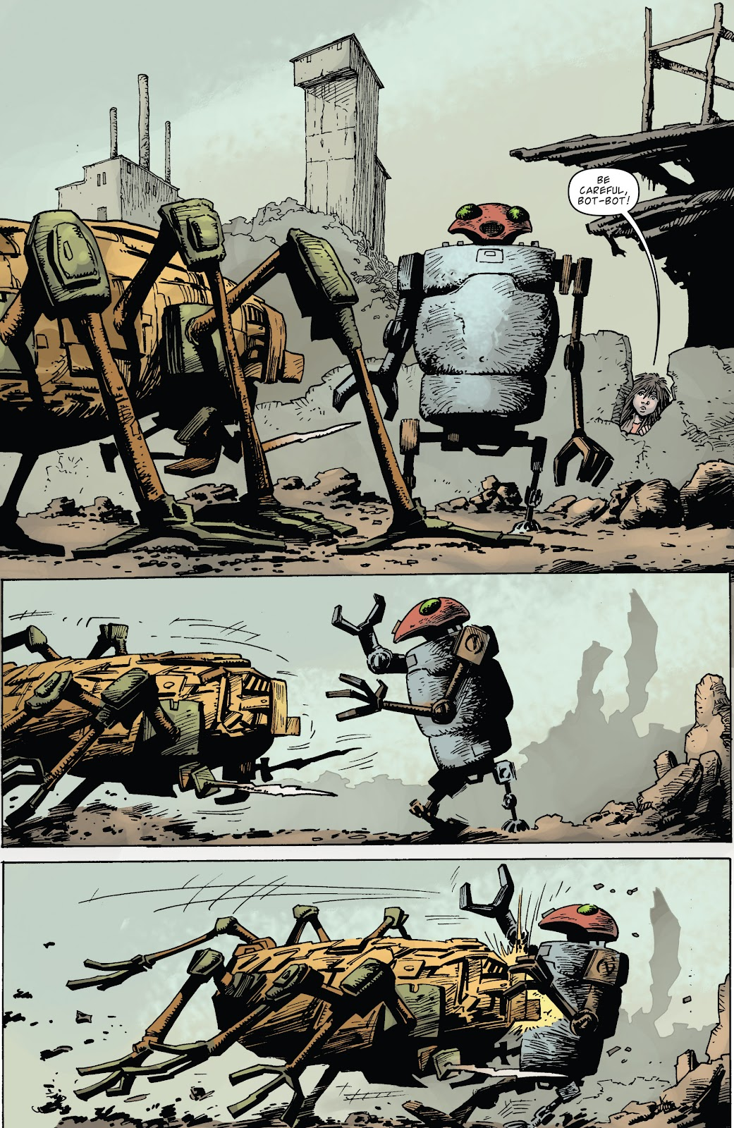Zombies vs Robots (2015) Issue #4 Page 16