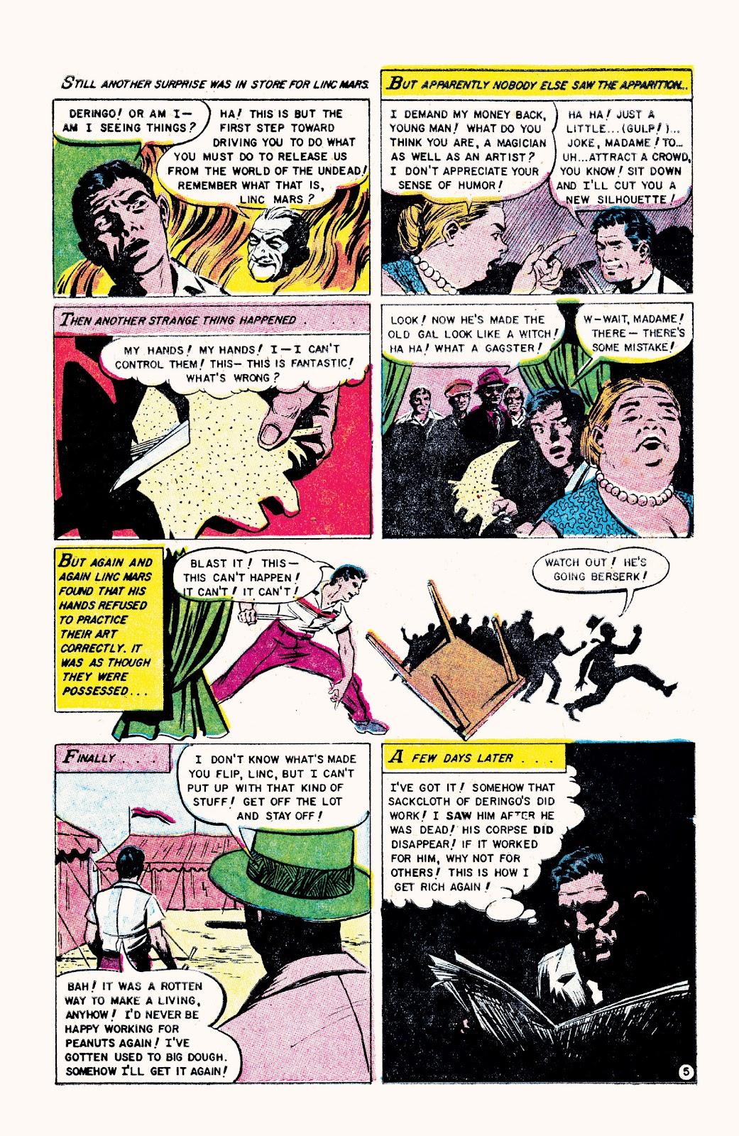 Haunted Horror Issue #12 #12 - English 7