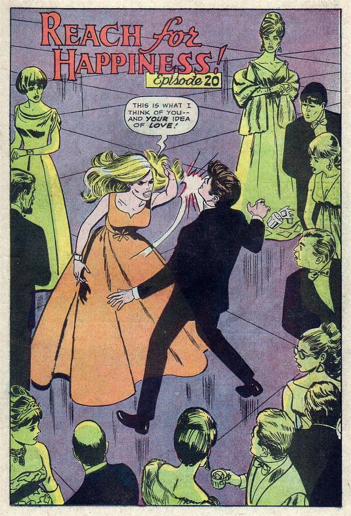 Read online Secret Hearts comic -  Issue #129 - 19