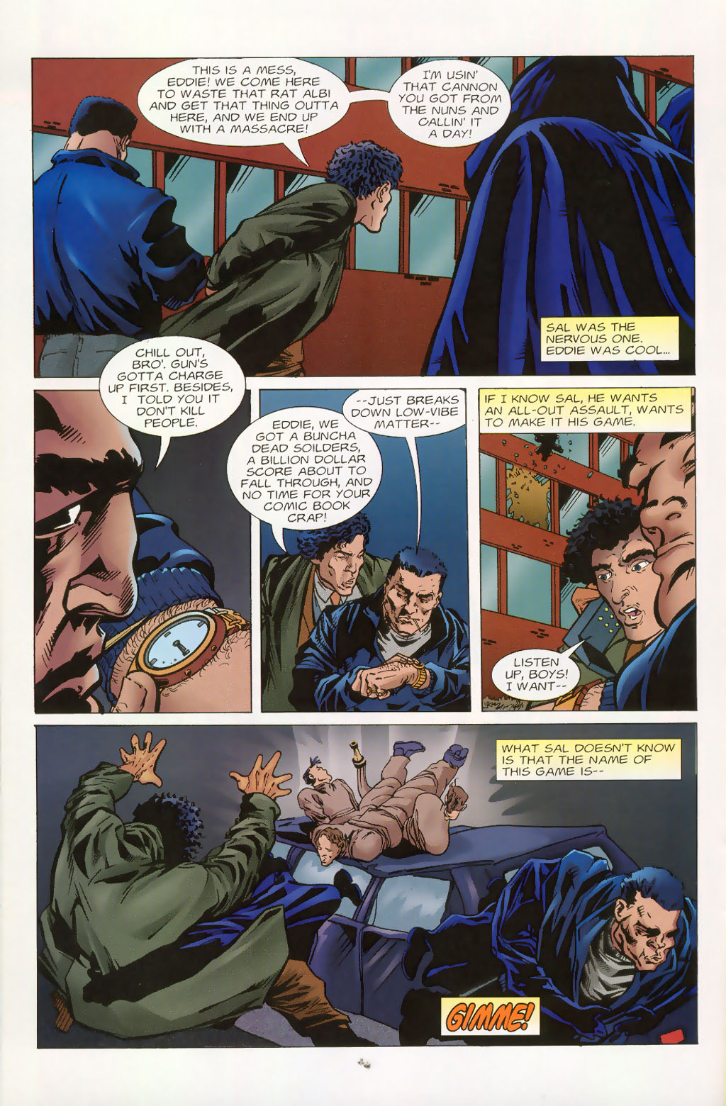 Read online Bloodshot (1993) comic -  Issue #49 - 6