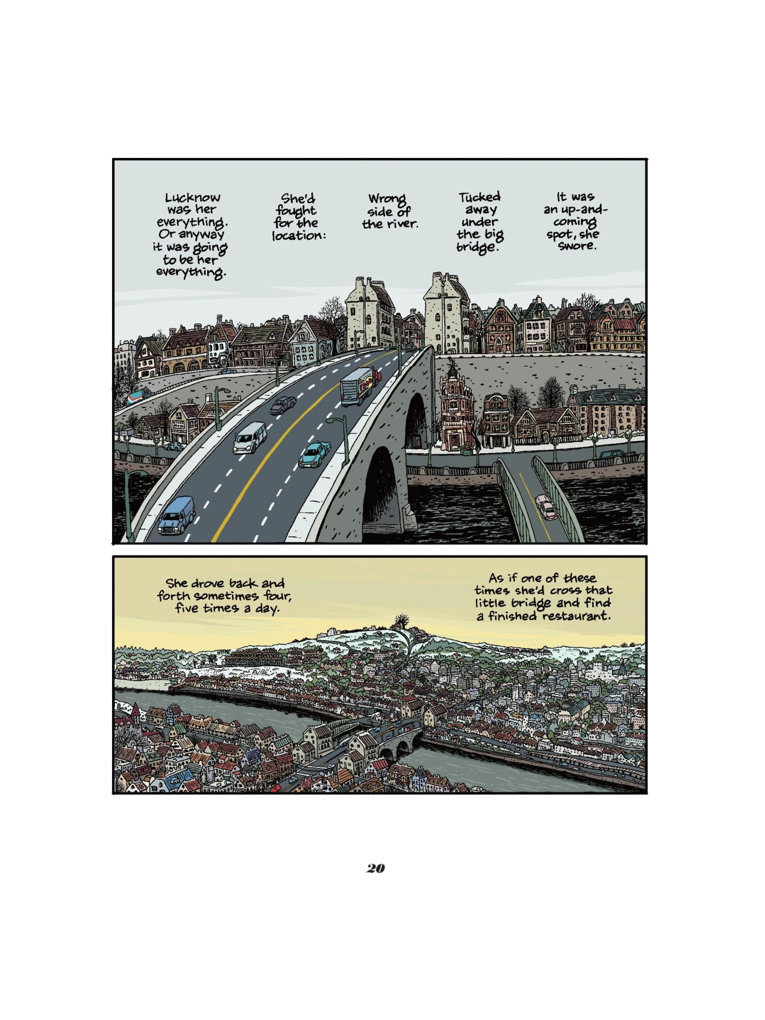 Read online Seconds comic -  Issue # Full - 22