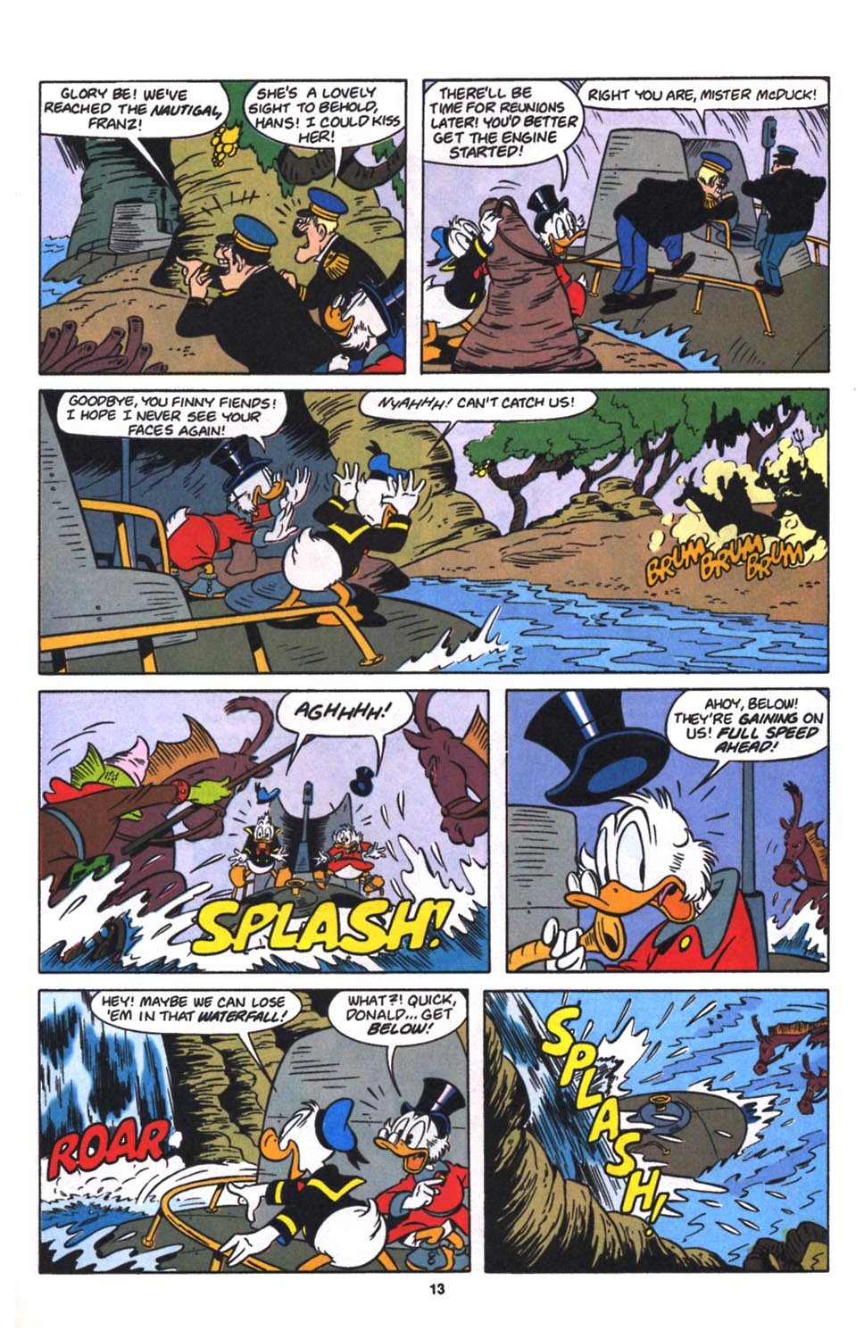 Uncle Scrooge (1953) Issue #260 #260 - English 14