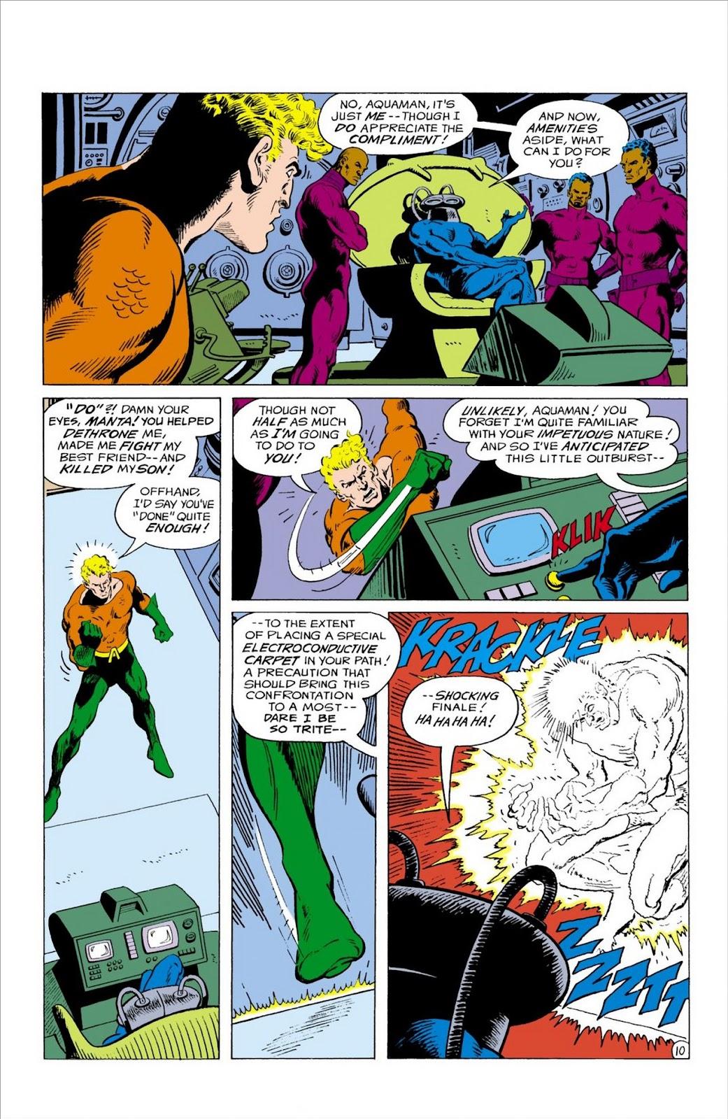 Aquaman (1962) Issue #57 #57 - English 11