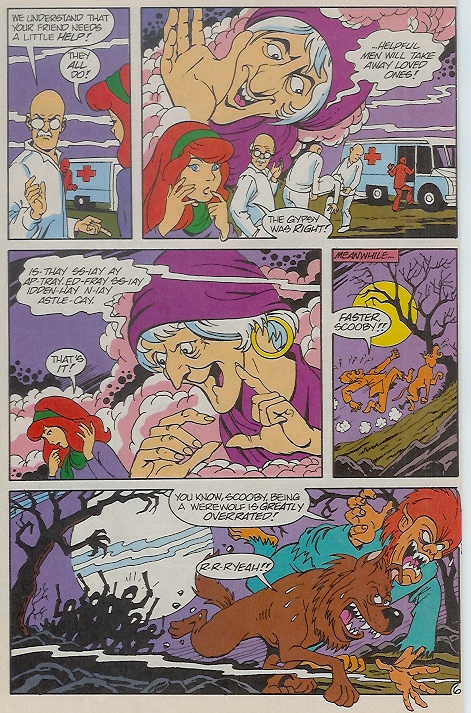 Read online Scooby-Doo (1995) comic -  Issue #9 - 8