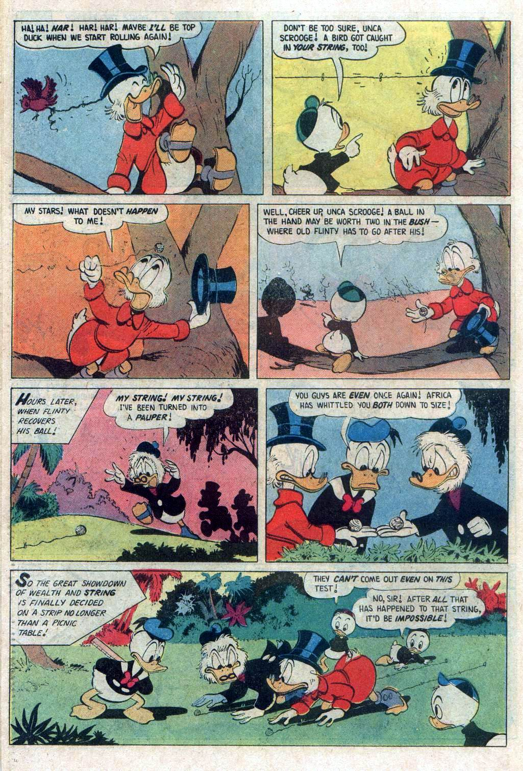 Uncle Scrooge (1953) Issue #160 #160 - English 26