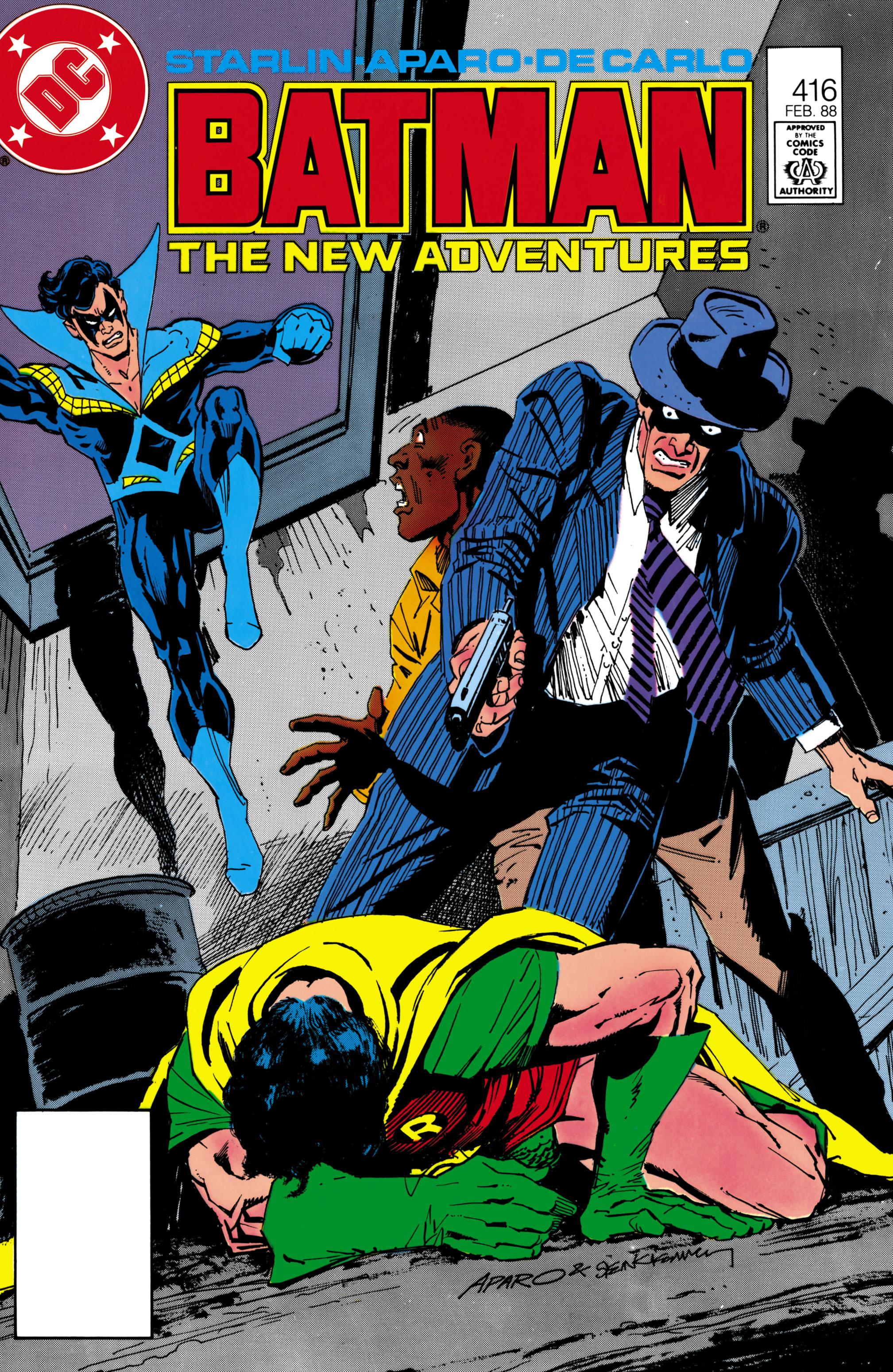 Batman (1940) 416 Page 1