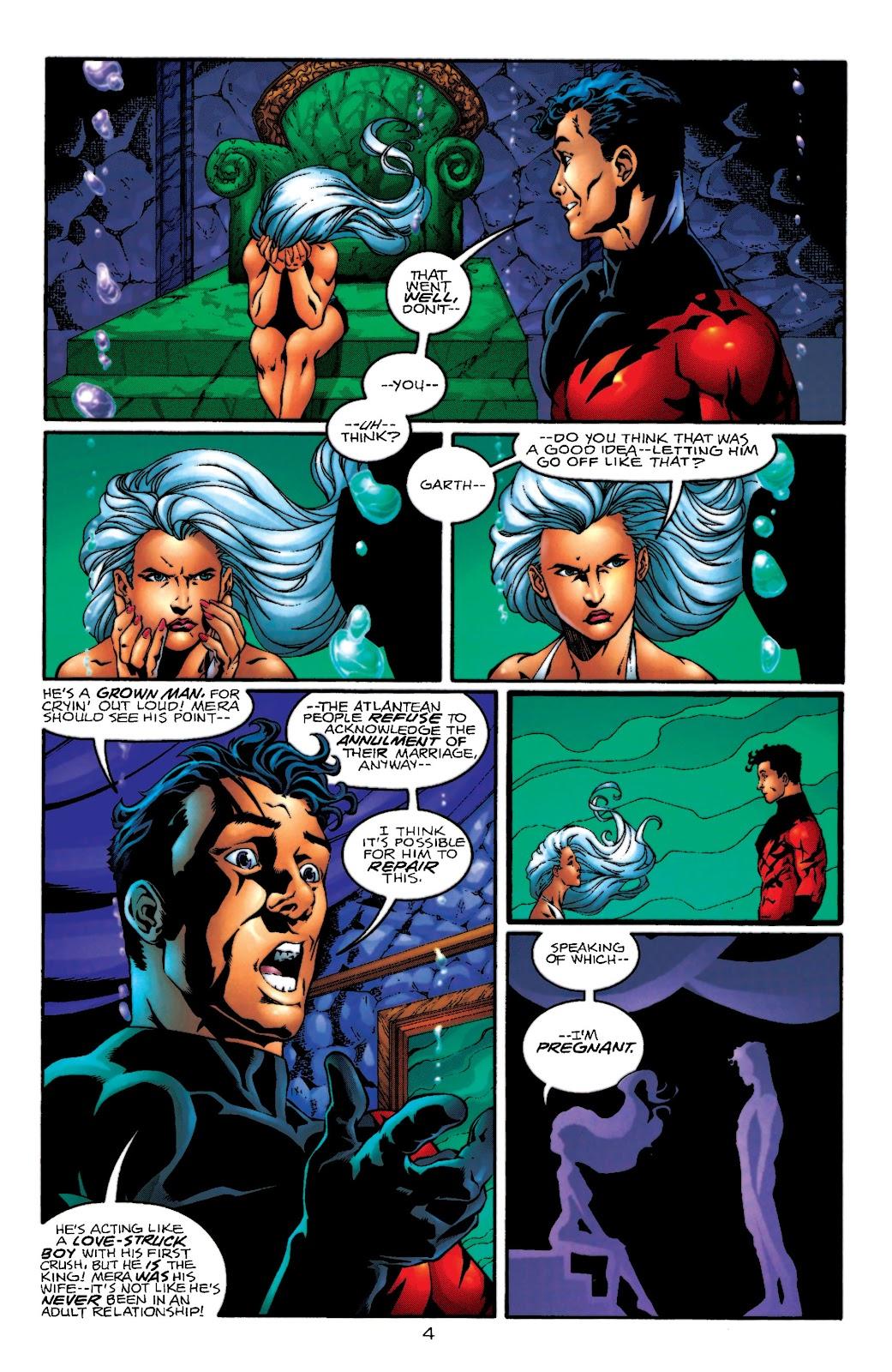 Aquaman (1994) Issue #55 #61 - English 5