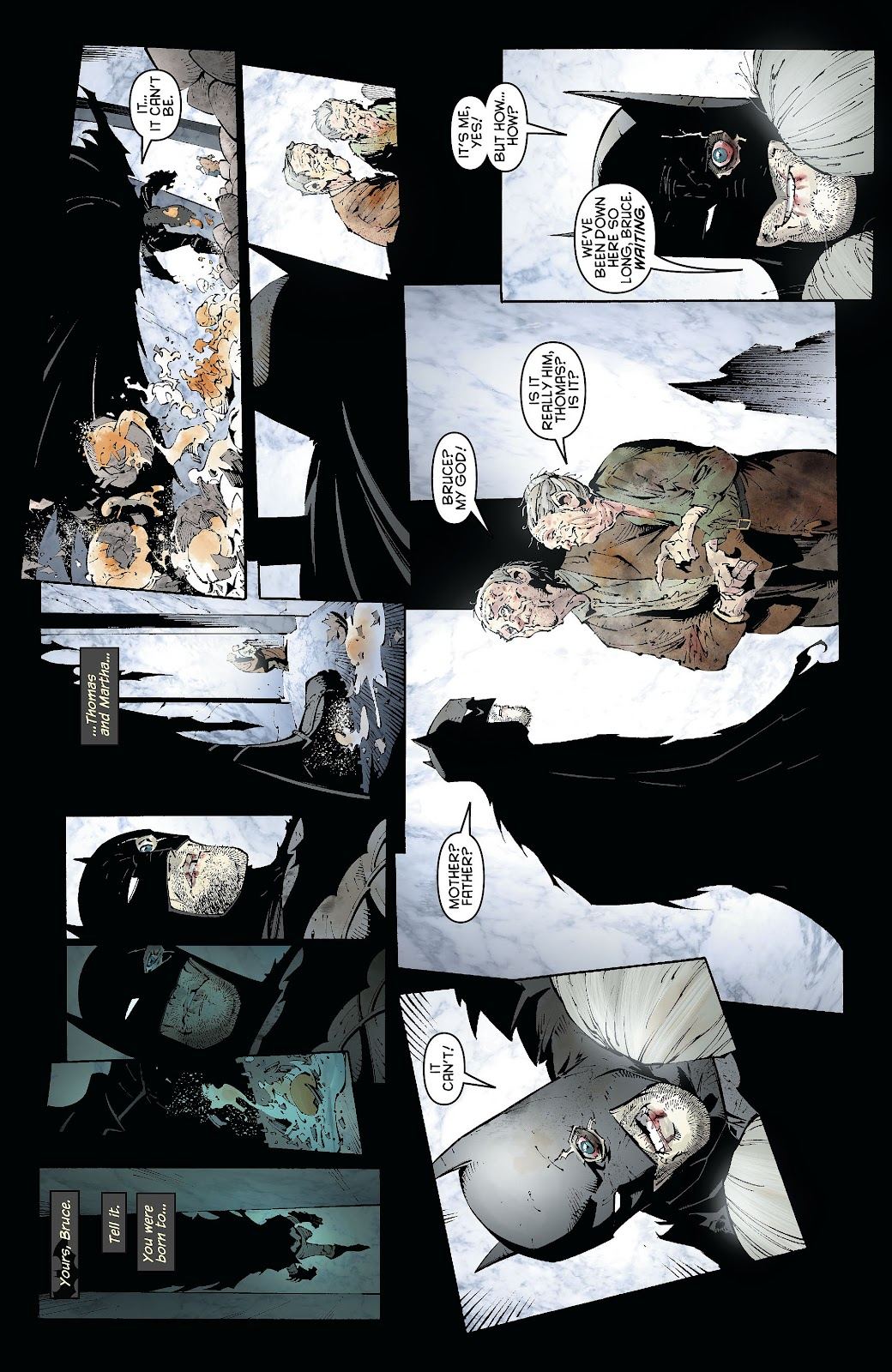 Batman (2011) Issue #5 #20 - English 14