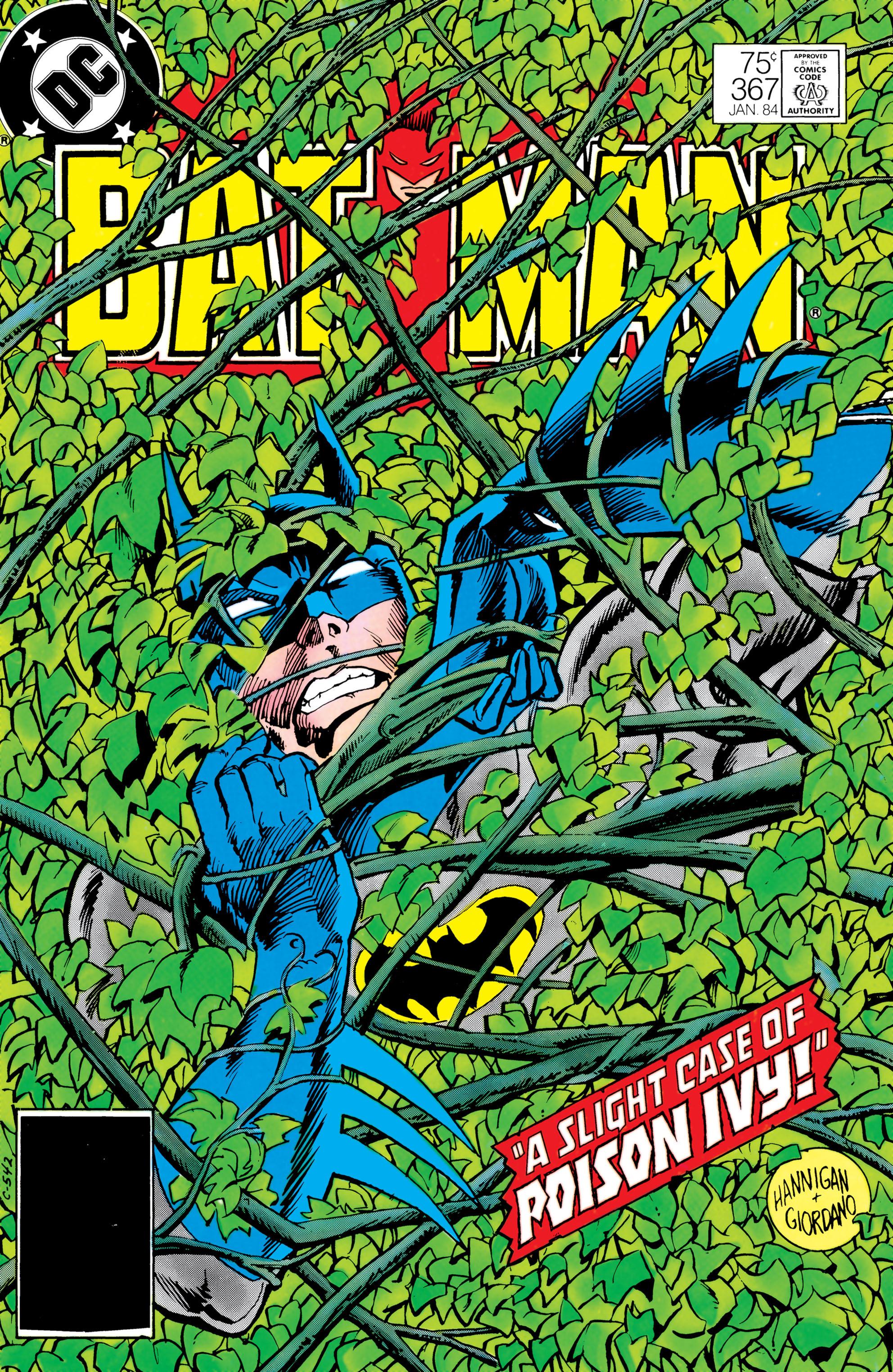 Batman (1940) 367 Page 1