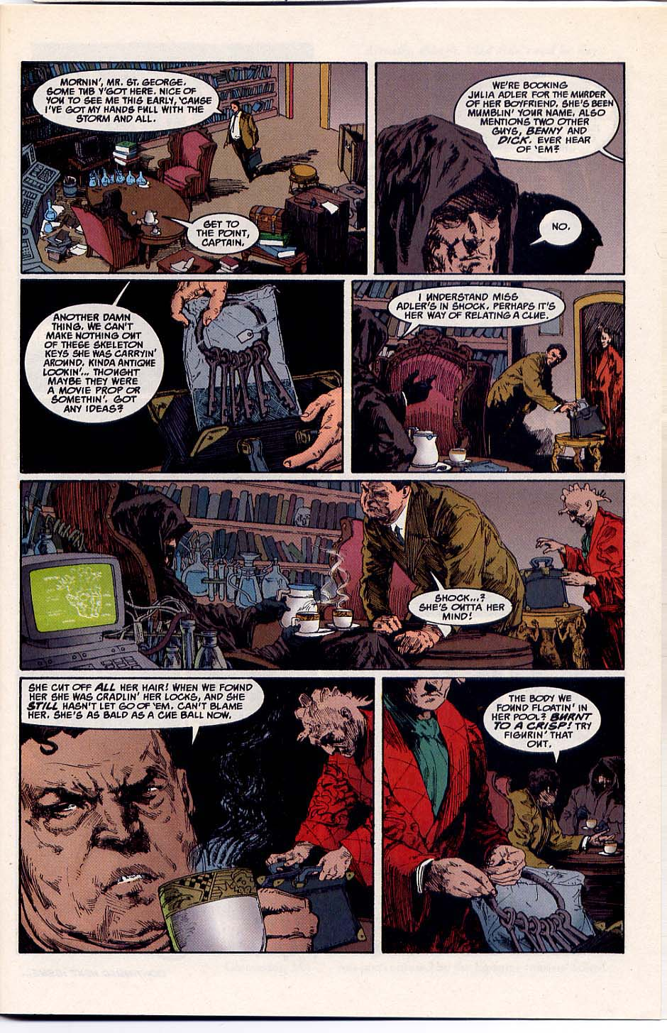 Hellboy: Wake the Devil Issue #3 #3 - English 31