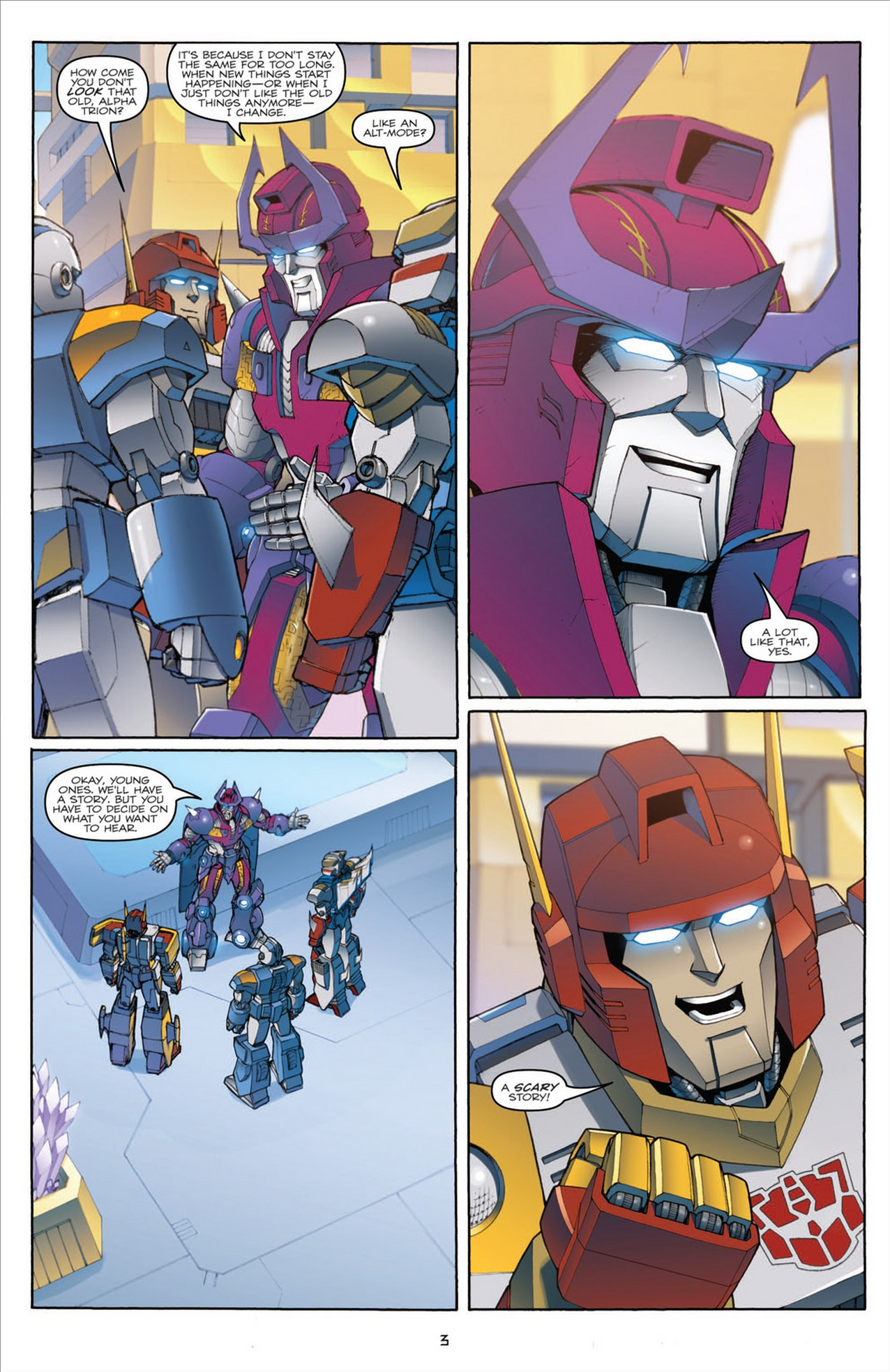 The Transformers (2009) chap 31 pic 7