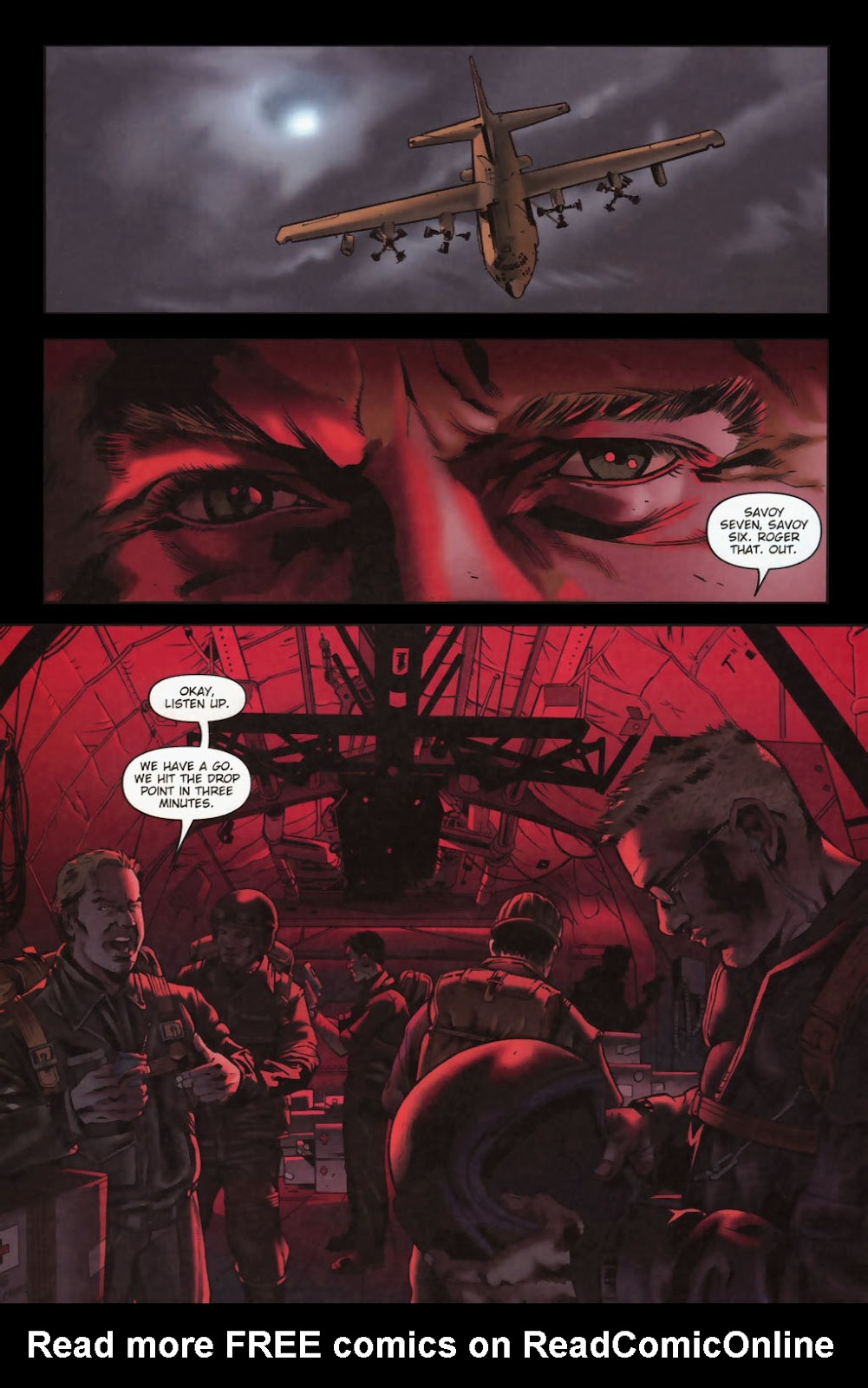 Zombies vs. Robots (2006) Issue #1 Page 30