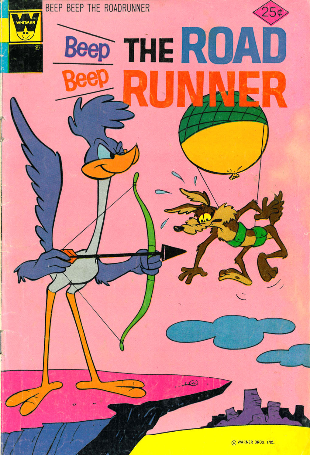 Beep Beep The Road Runner 46 Page 1