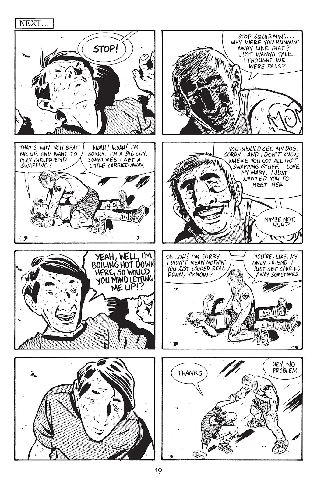 Stray Bullets Issue #9 #9 - English 21
