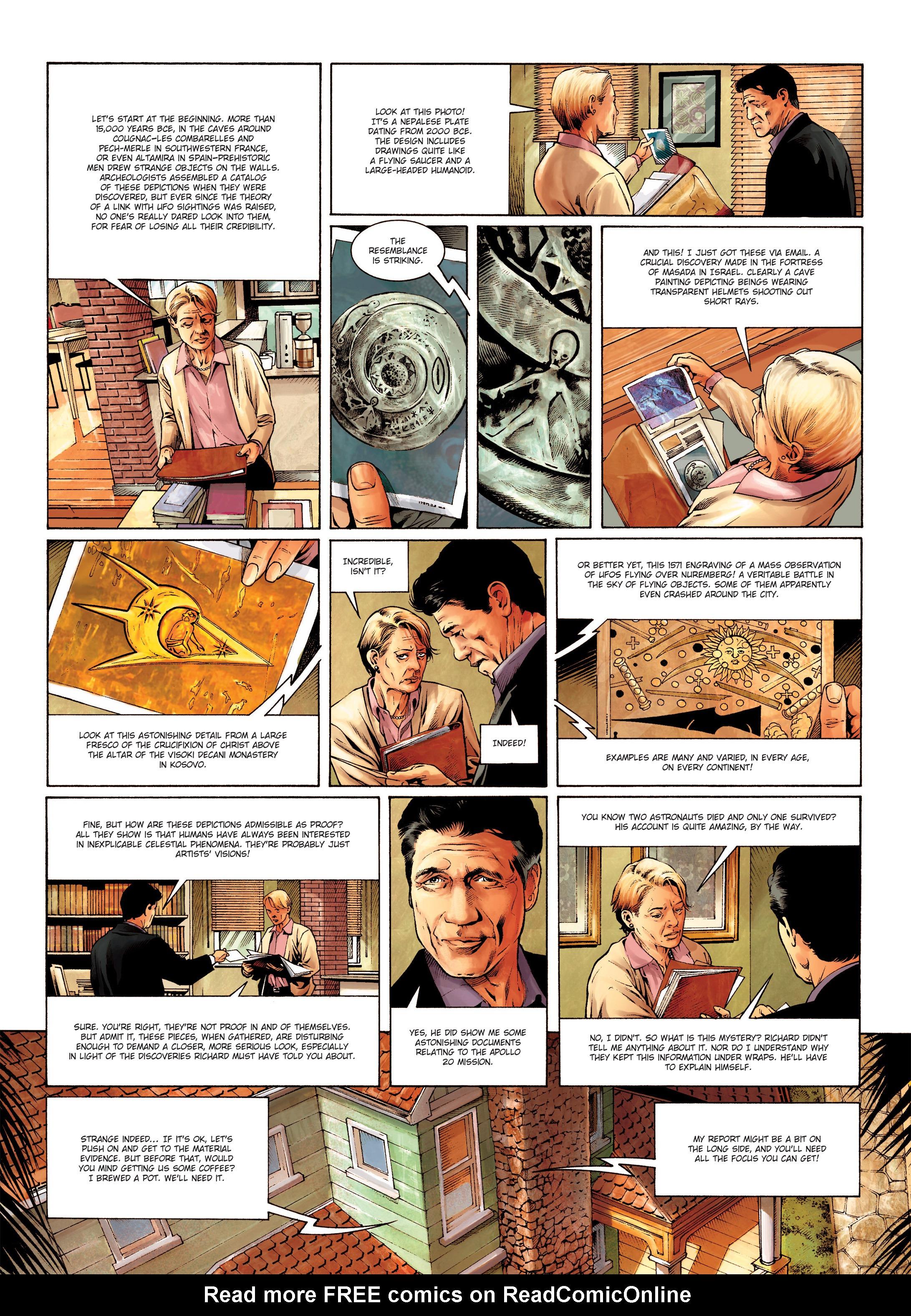 Promethee #3 #17 - English 32