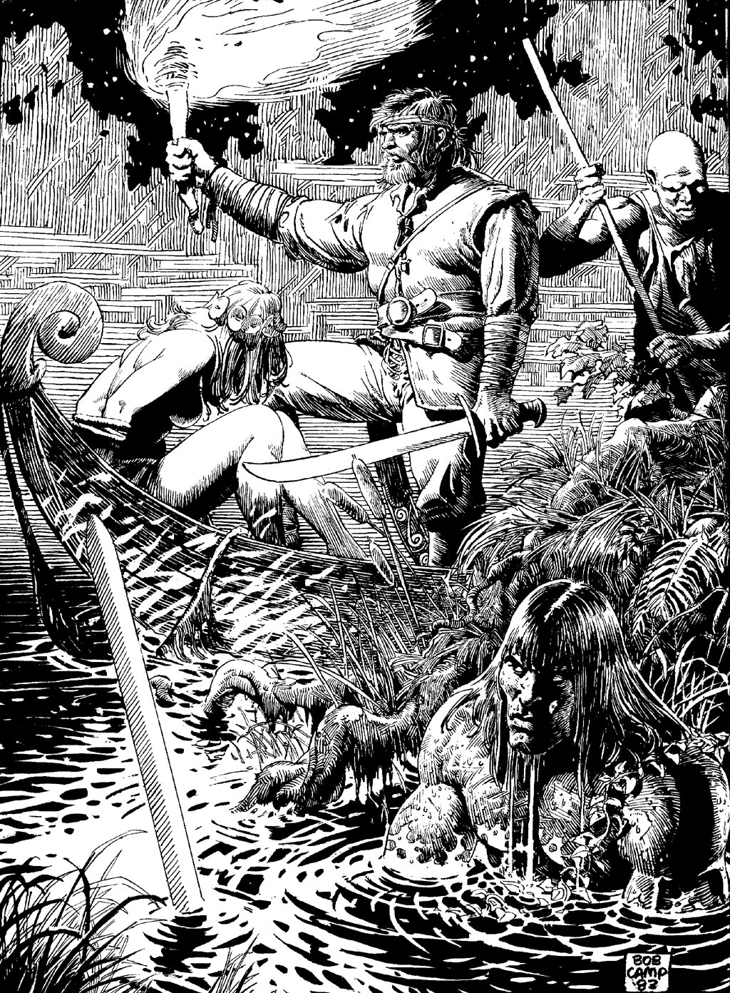 The Savage Sword Of Conan Issue #98 #99 - English 2