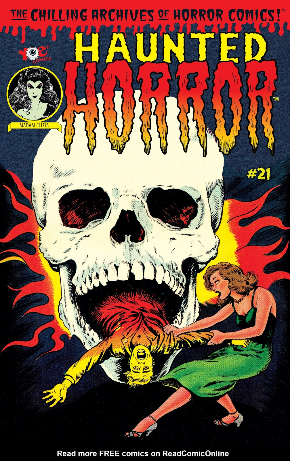 Haunted Horror Issue #21 #21 - English 1