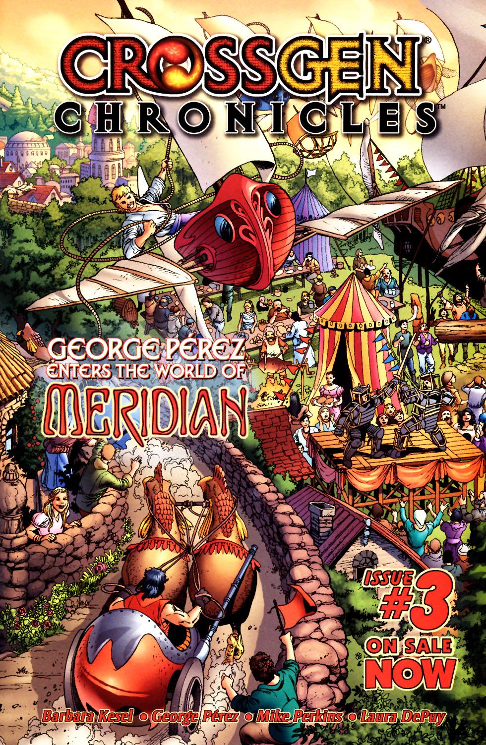 Read online Scion comic -  Issue #12 - 30