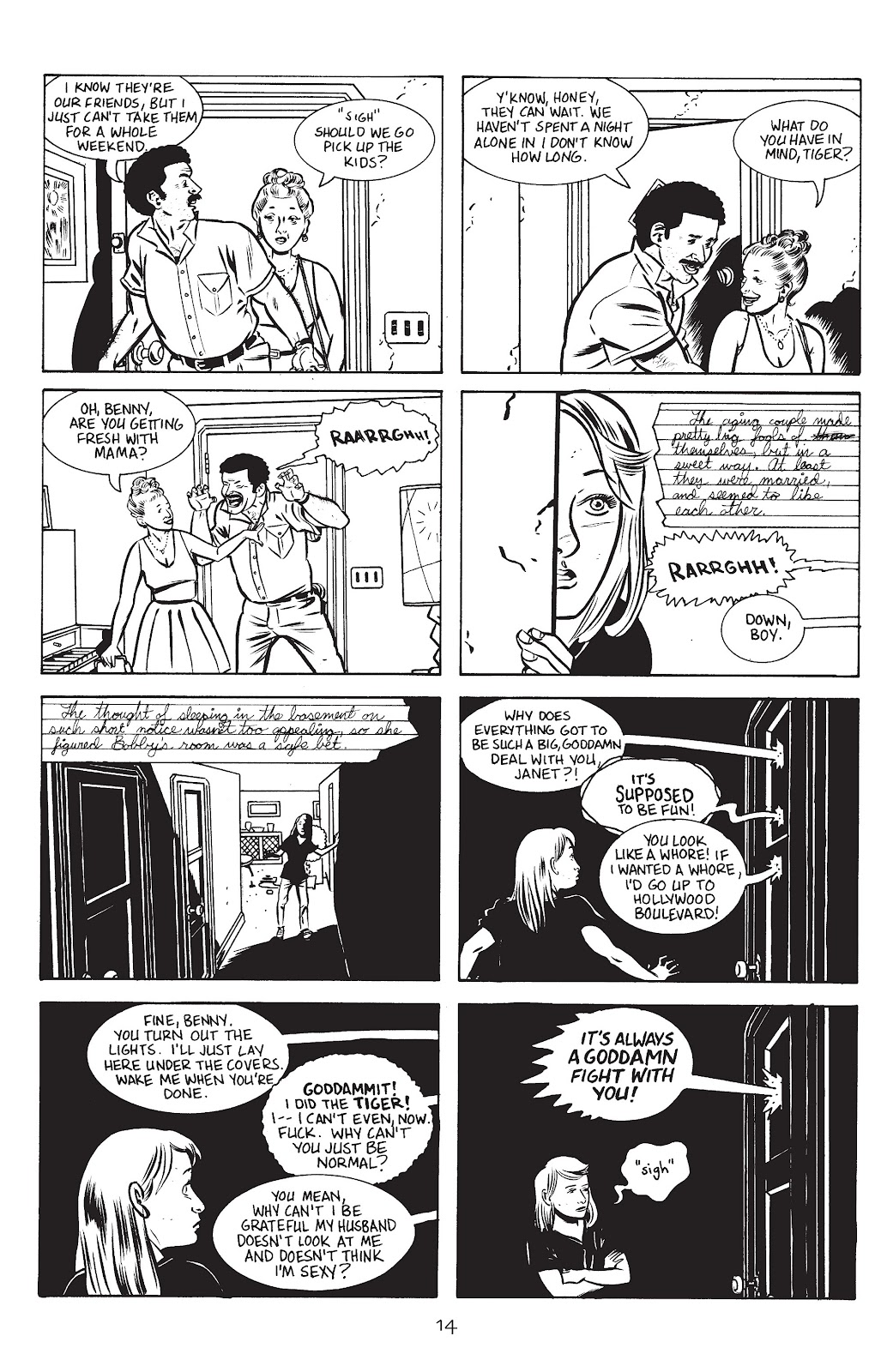 Stray Bullets Issue #15 #15 - English 16