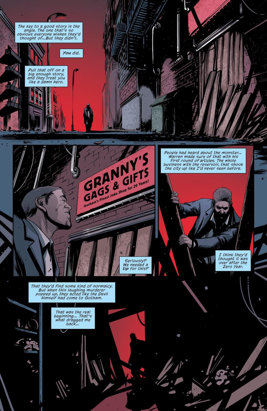 Batman (2011) Annual 3 #13 - English 7