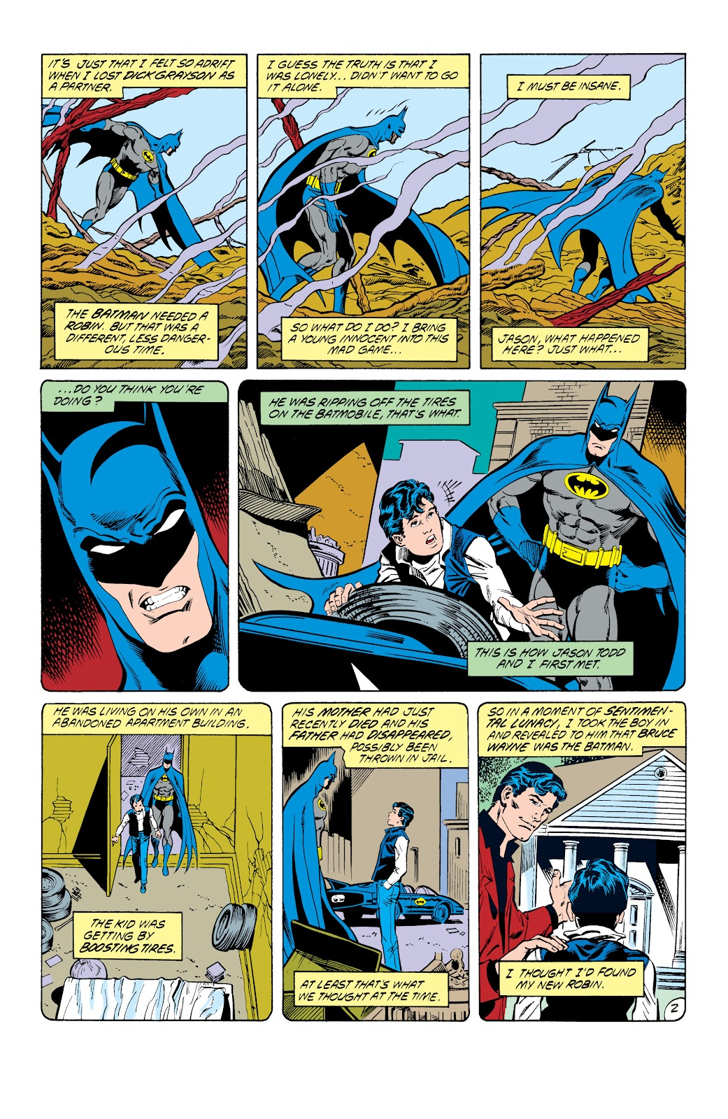 Batman: A Death in the Family Full #1 - English 100