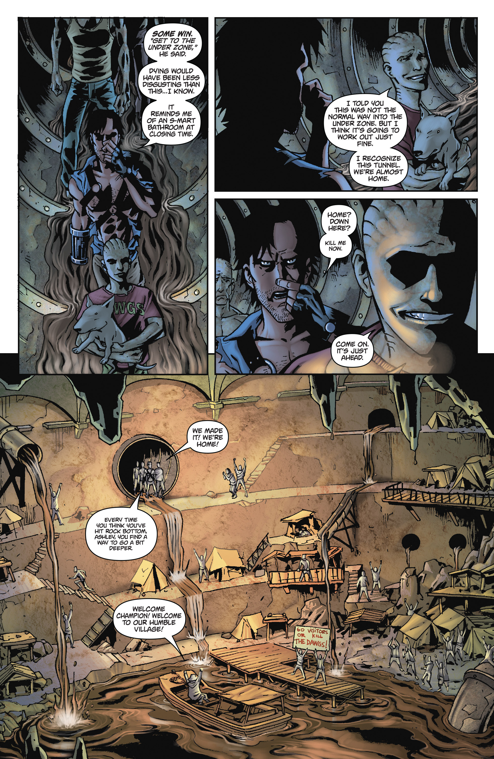 Army of Darkness: The Long Road Home TPB Page 72
