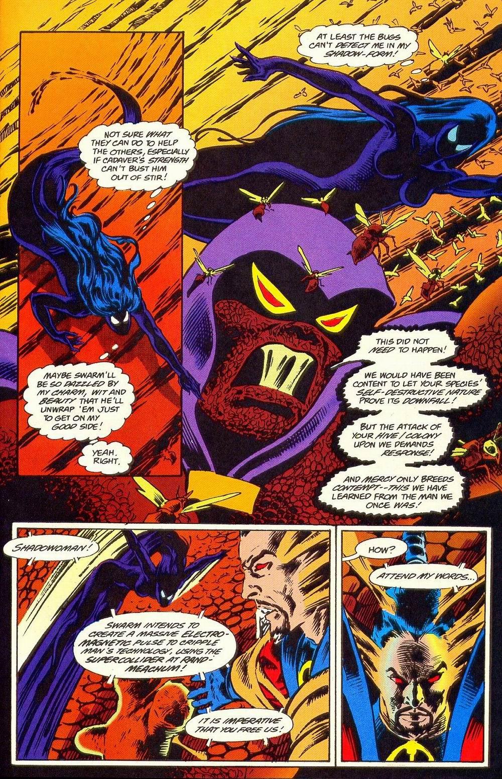 Read online Secret Defenders comic -  Issue #19 - 7