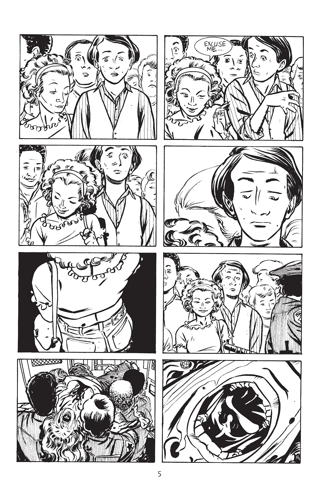 Stray Bullets Issue #5 #5 - English 7