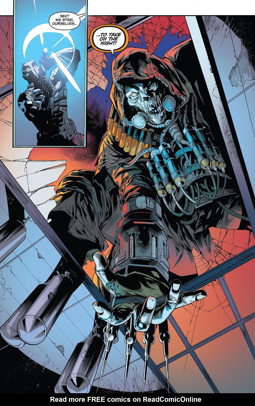 Batman: Arkham Knight [I] _Annual 1 #1 - English 12