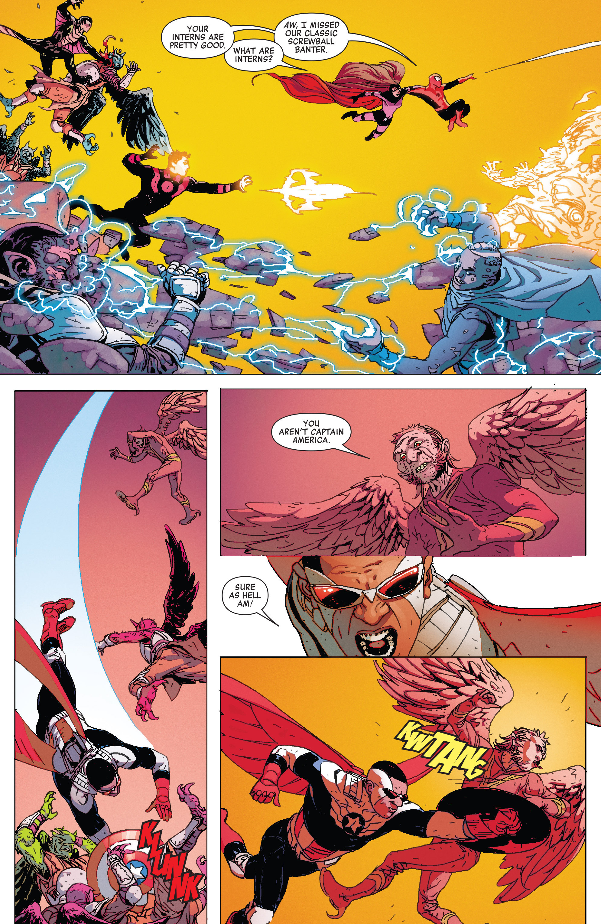 Read online All-New Captain America comic -  Issue # _Special 1 - 8