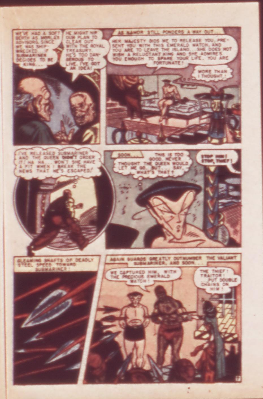 Sub-Mariner Comics Issue #21 #21 - English 21