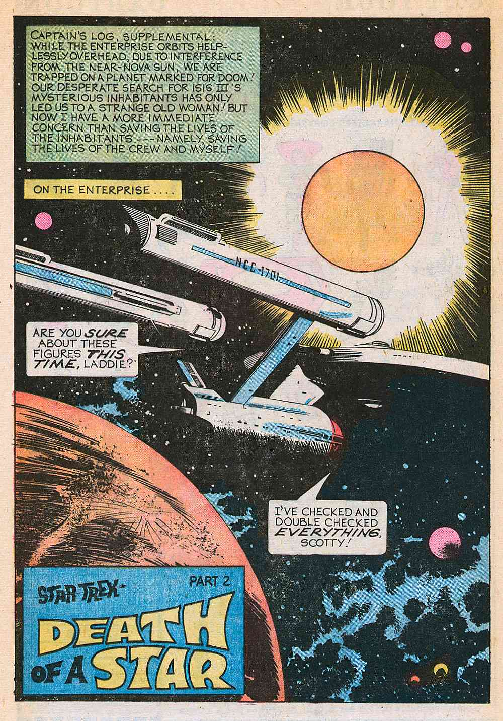 Star Trek (1967) Issue #30 #30 - English 15