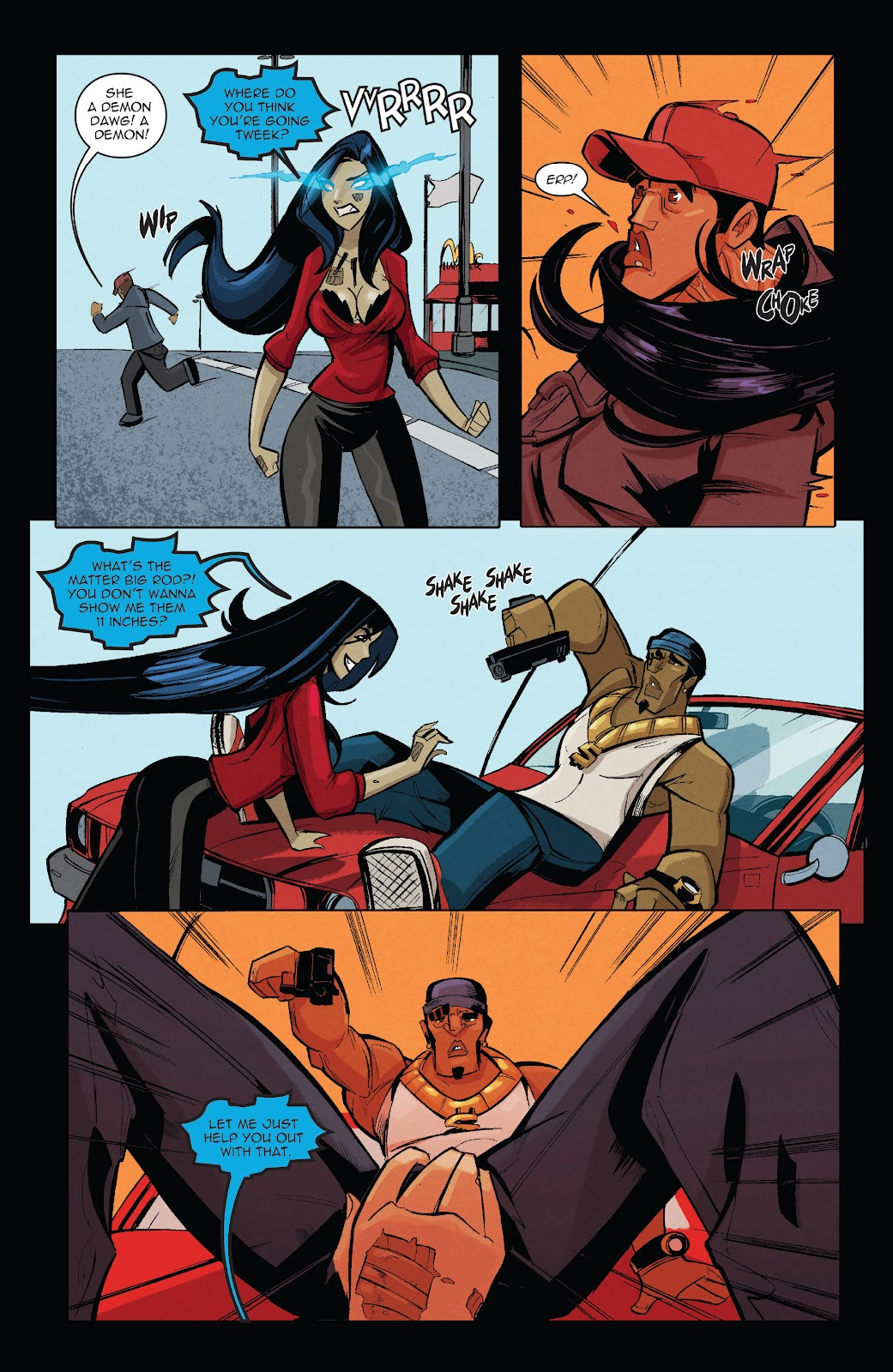 Zombie Tramp: VD Special Full Page 17
