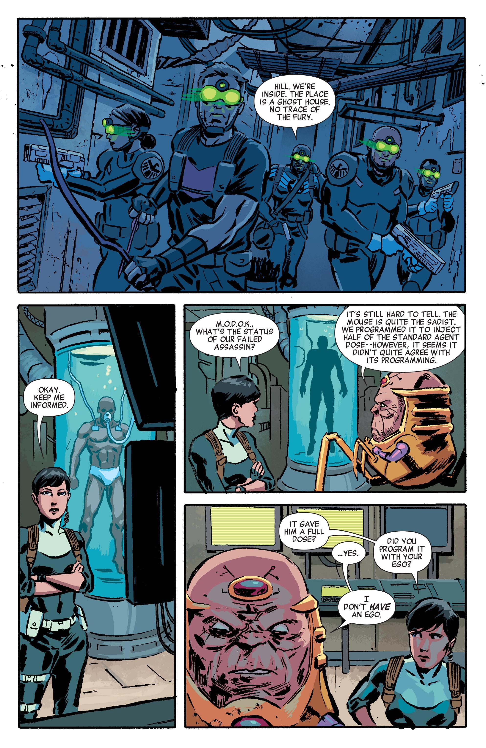 Read online Secret Avengers (2014) comic -  Issue #4 - 7